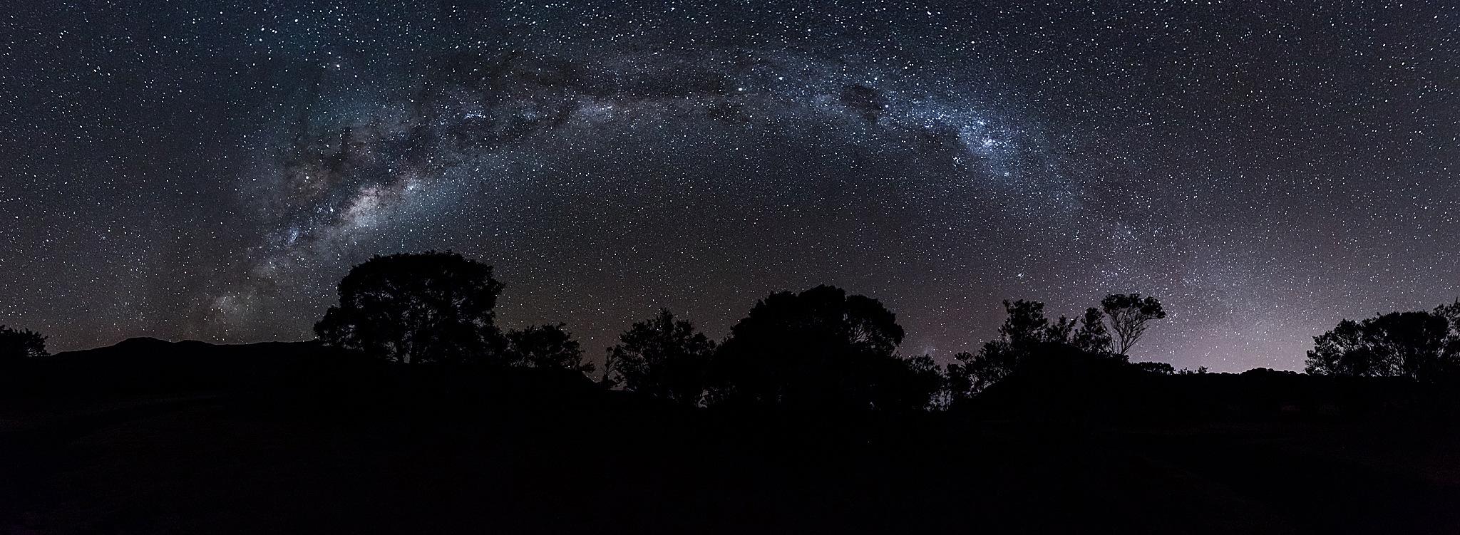 Milky way by manulauret