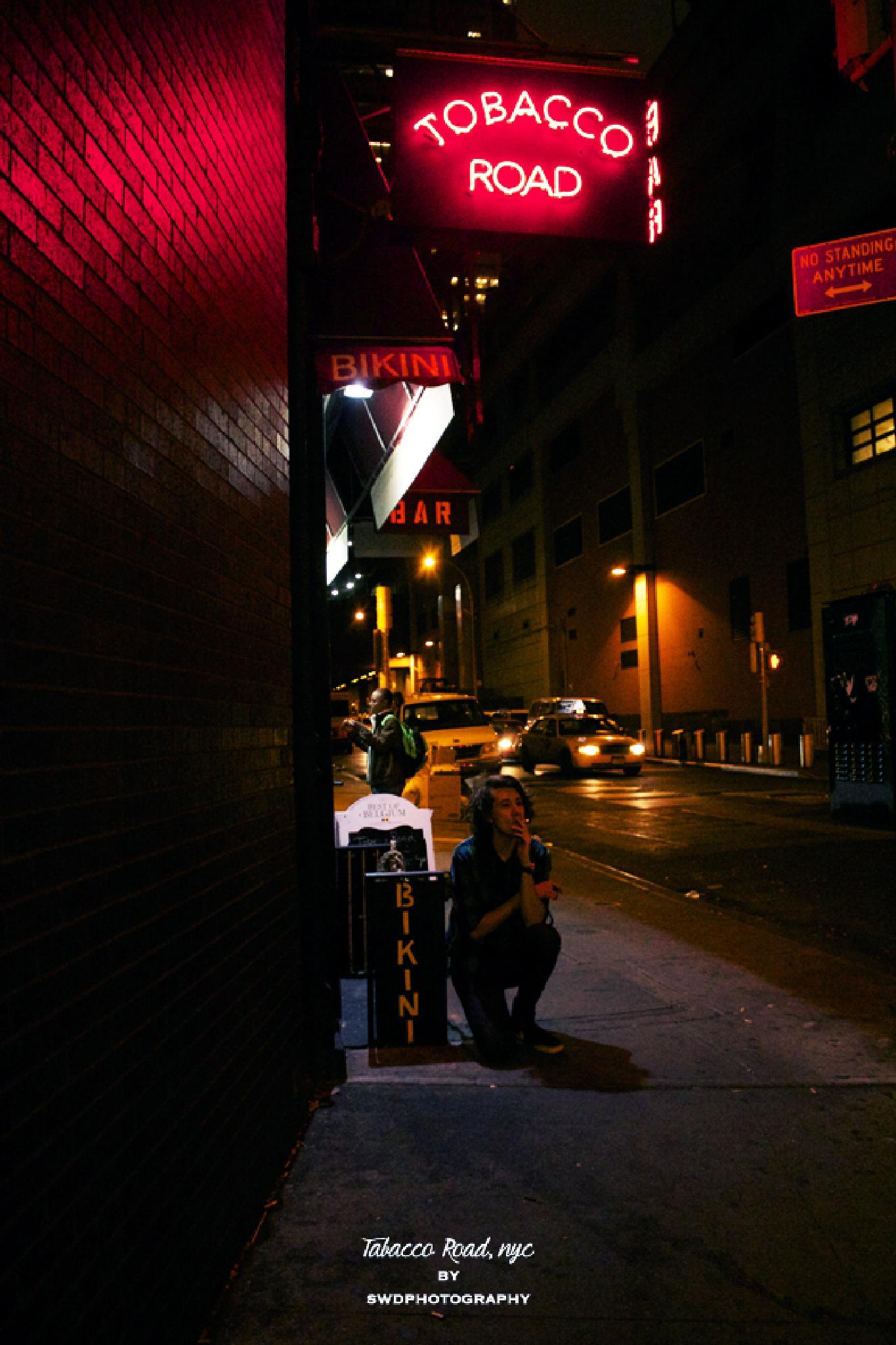 Street Portrait  by SWDPHOTOGRAPHY