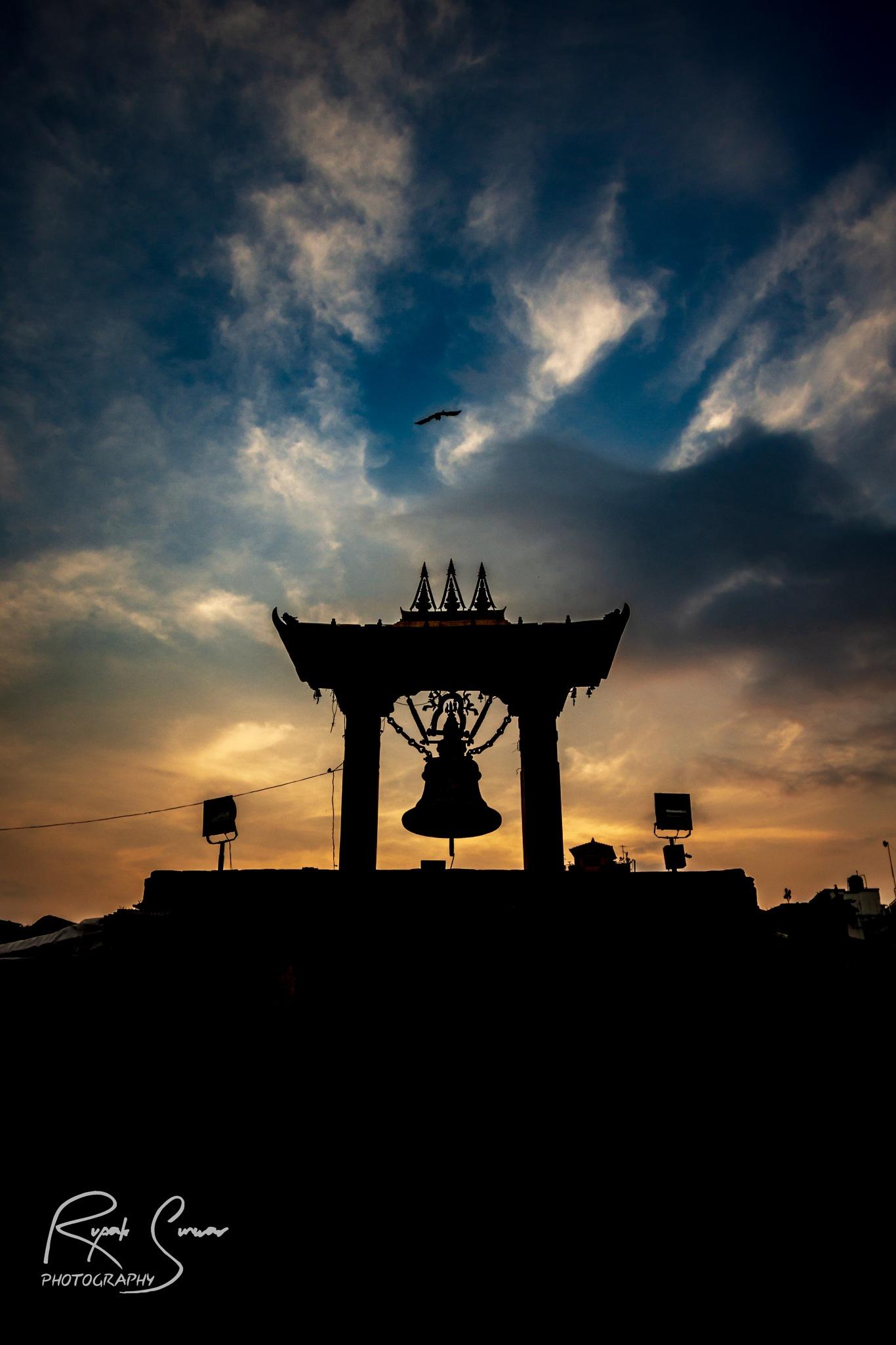 Taleju Bell by Rupak Sunwar