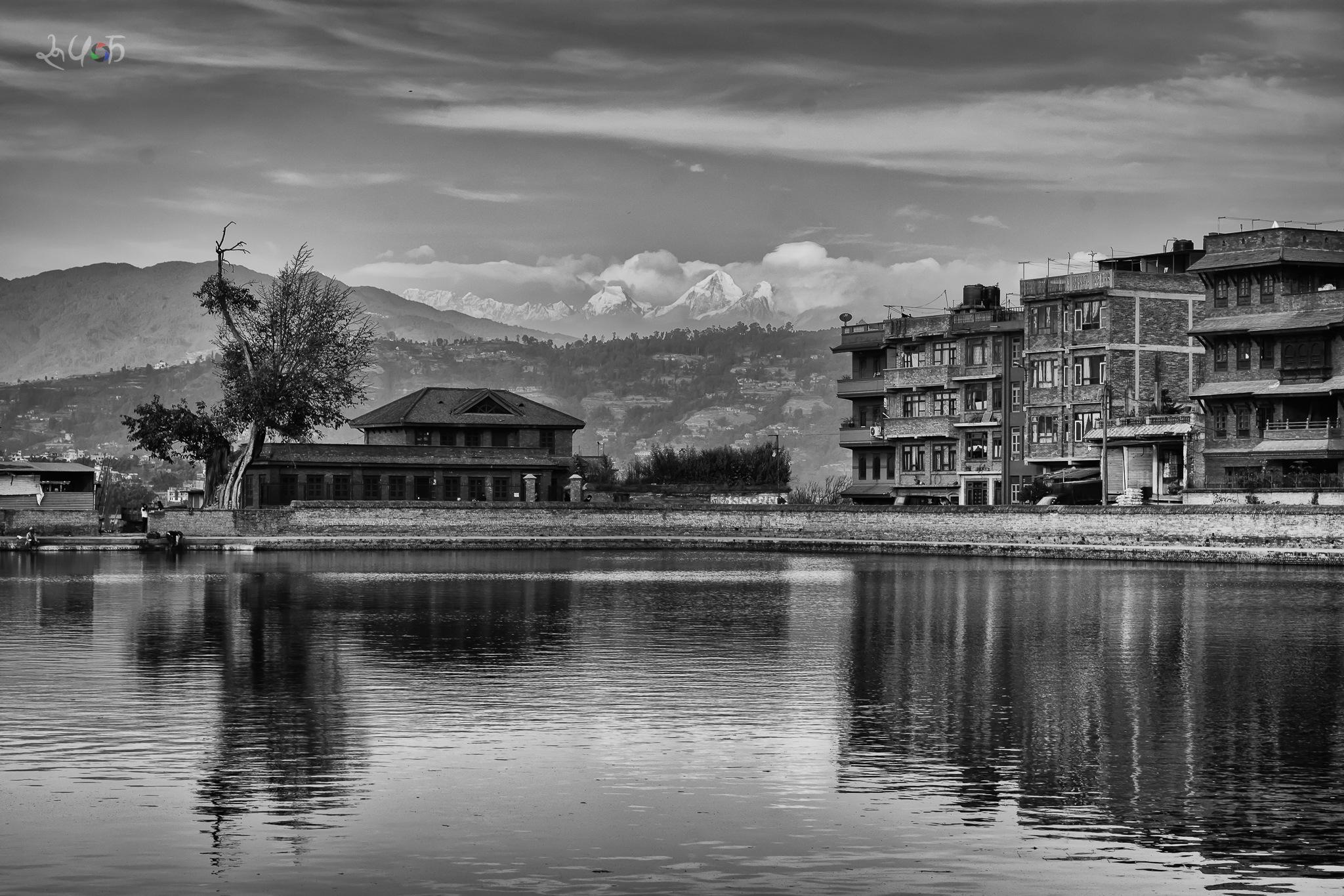 Siddha Pokhari by Rupak Sunwar