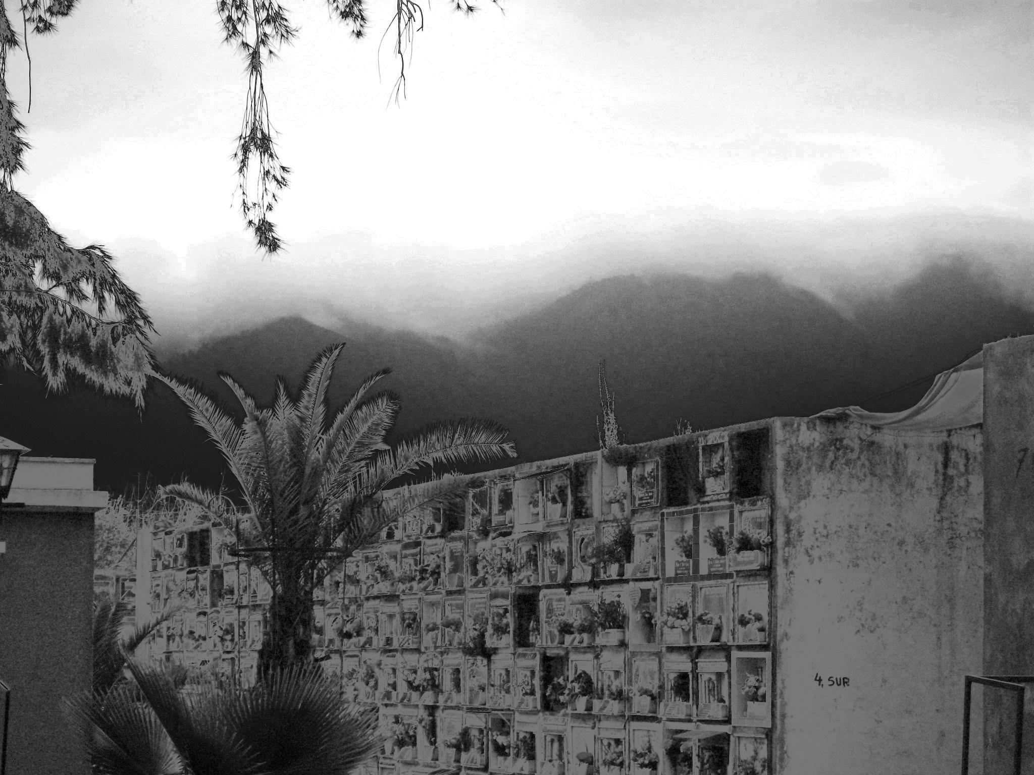 Cementerio San Fernando-Chile by humanfobia