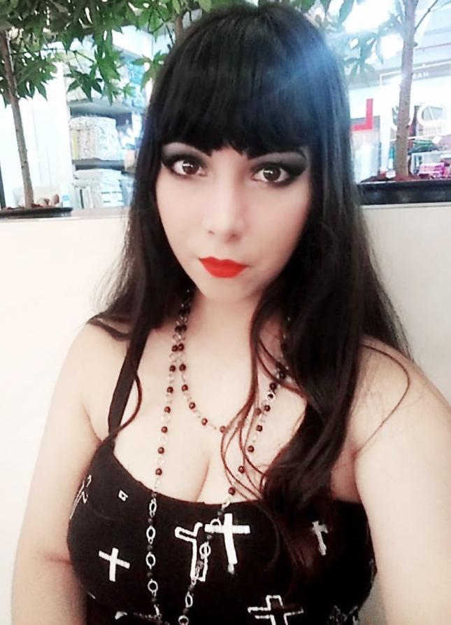 Photo in People #cute girl #kawaii #beauty #nice #pretty #dollface #doll #gothic #alternativegirl #kawaiigirl