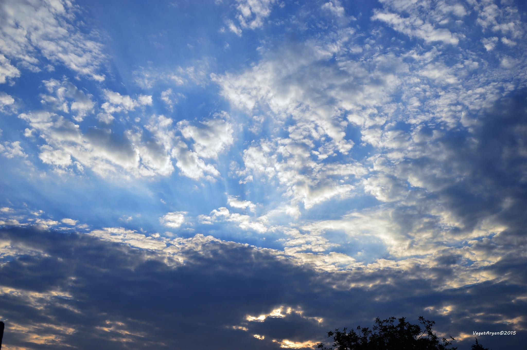 Felhő - Cloud by walhalla88