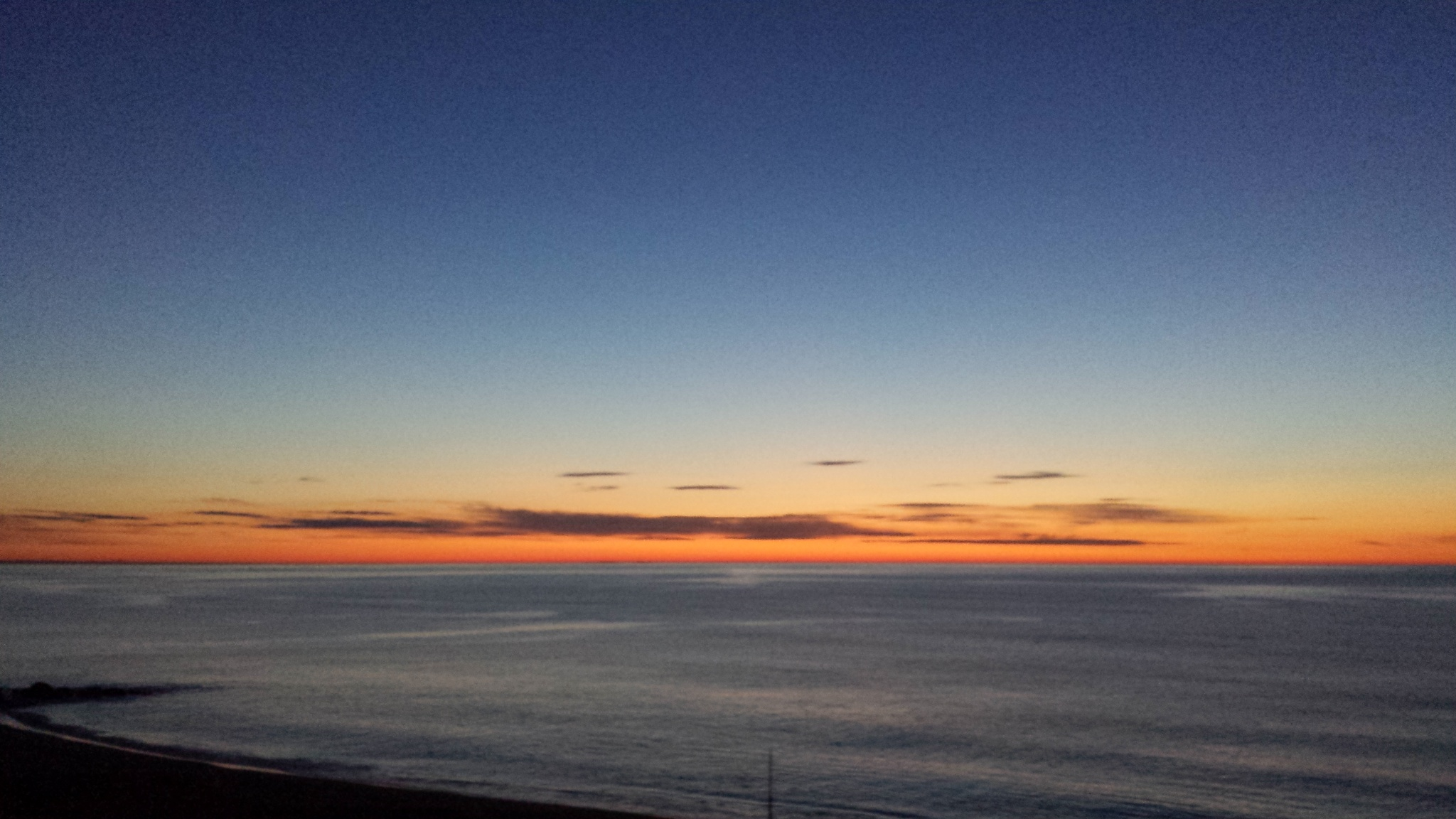 Sunrise This Morning... by Cary J.Casse