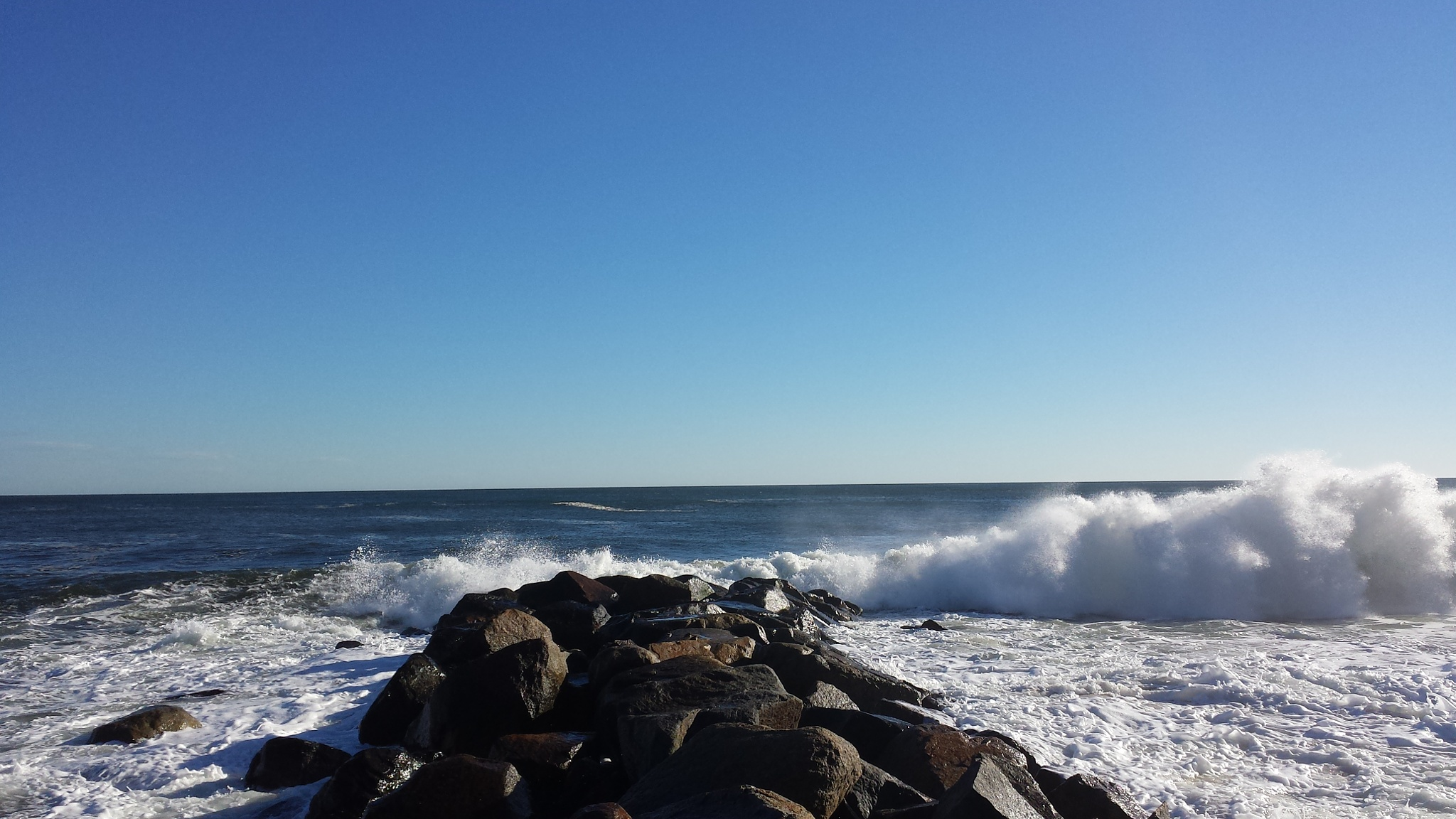 Great Powers Of The Ocean... by Cary J.Casse