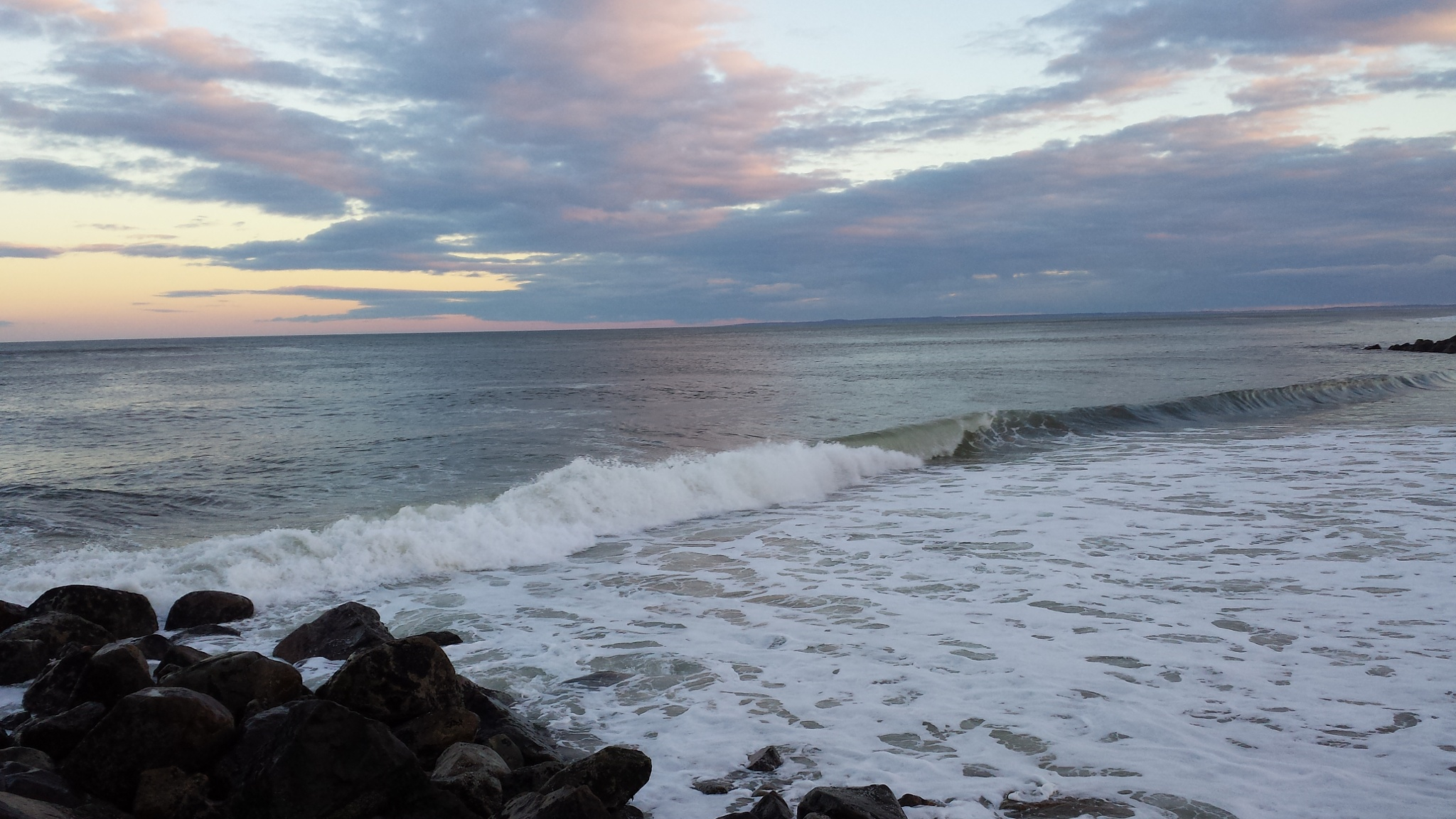 The Ocean, Reflections, Skies, and Waves... by Cary J.Casse