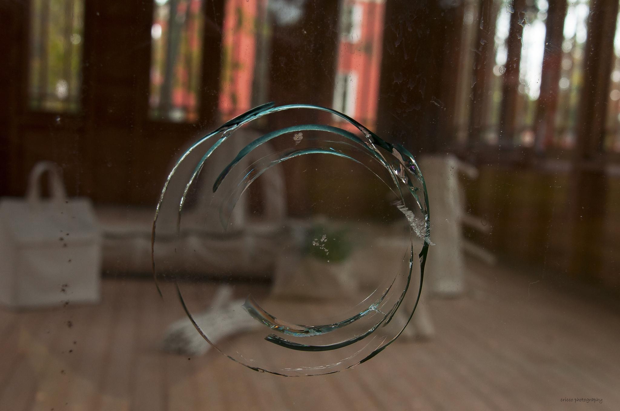 Broken window by cricco photography
