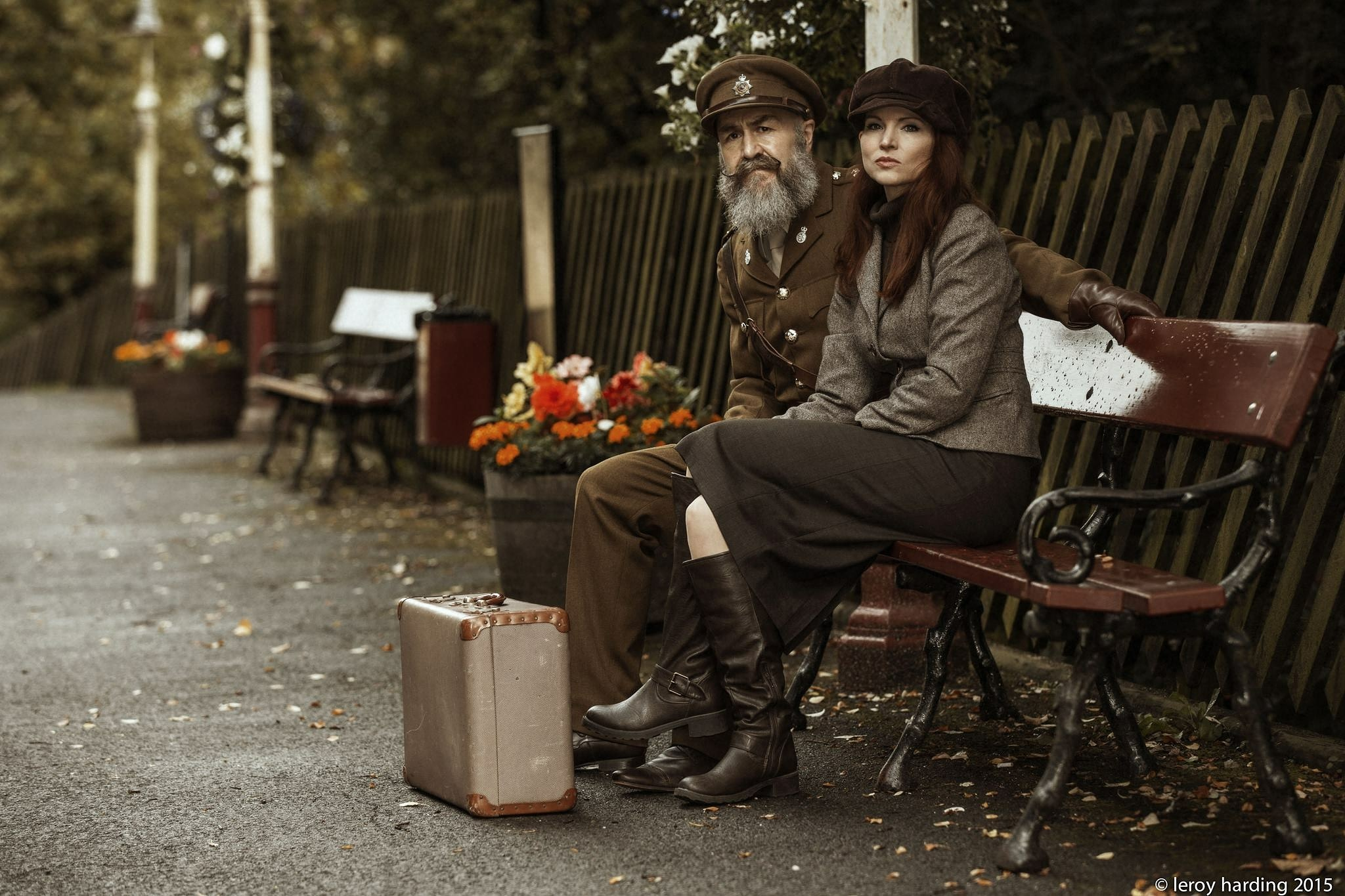 Waiting for the Train! by philip.atkins