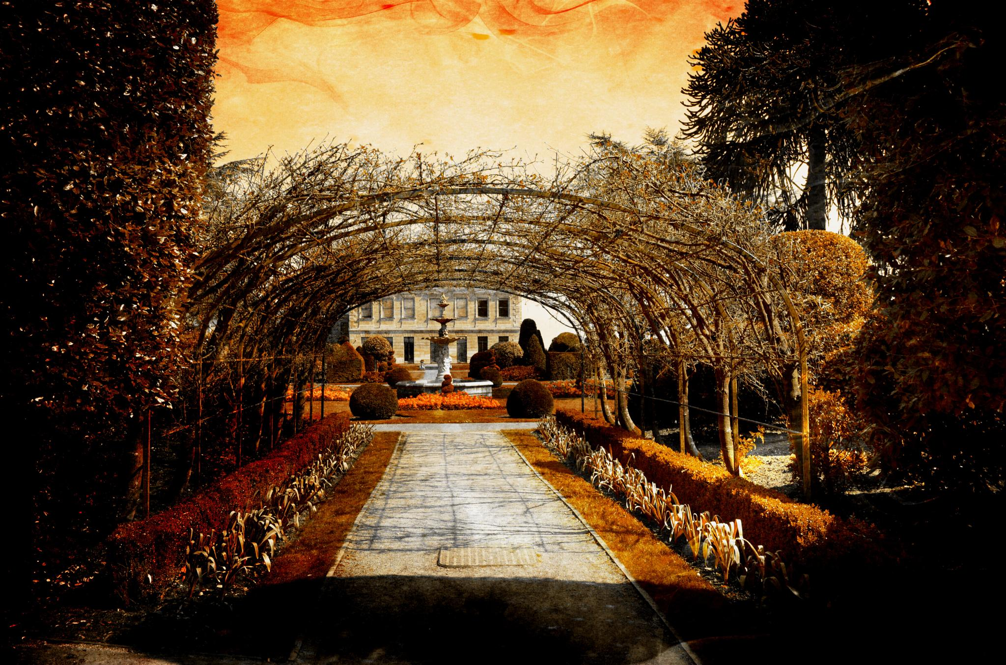 Brodsworth Hall by martinshawdesigns