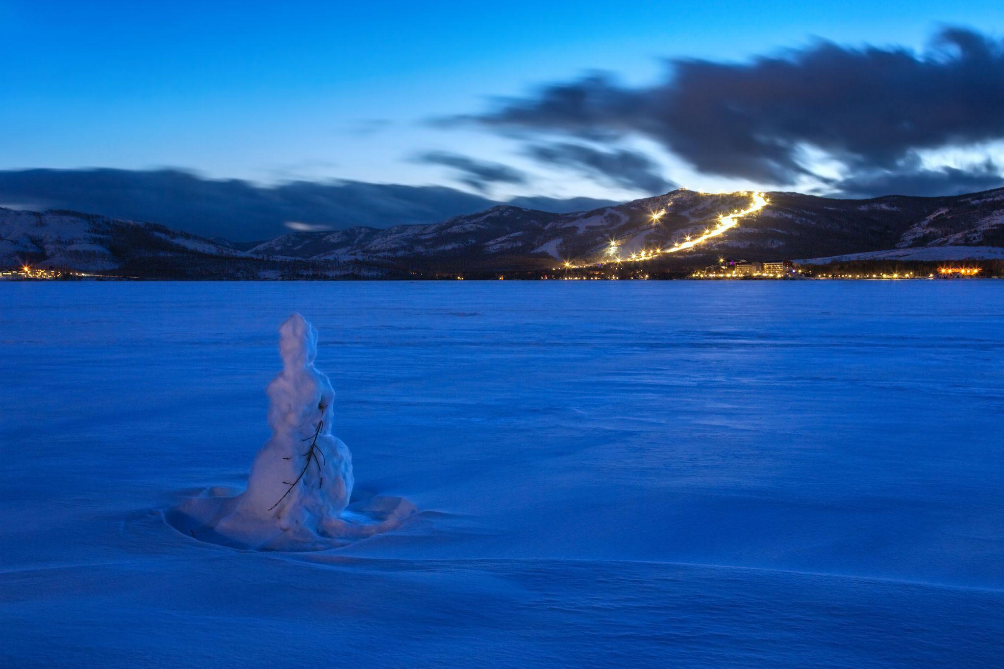 Снеговик. by Alexander Sysuev