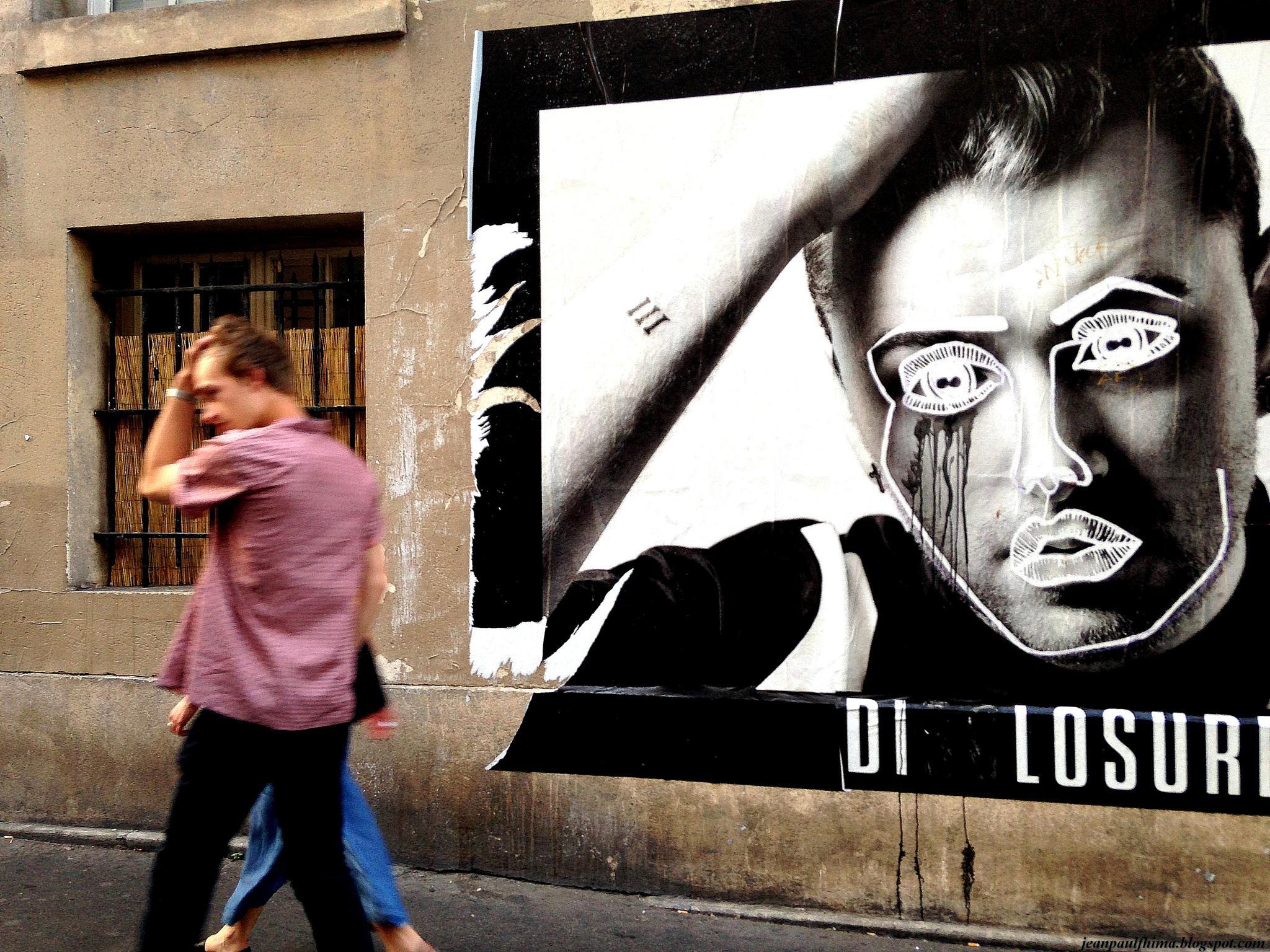 Mur 60 by Jean-Paul Fhima
