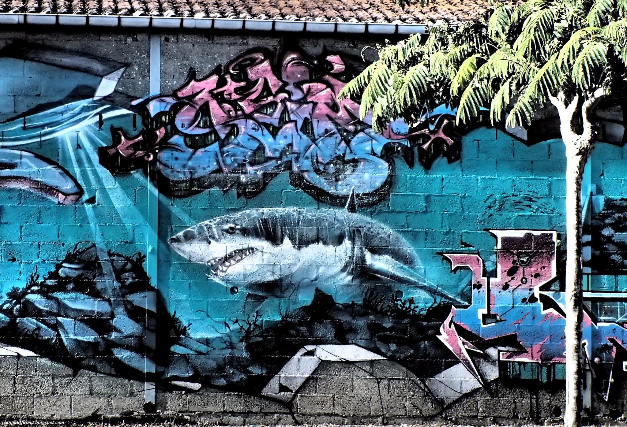 Mur 83 by Jean-Paul Fhima