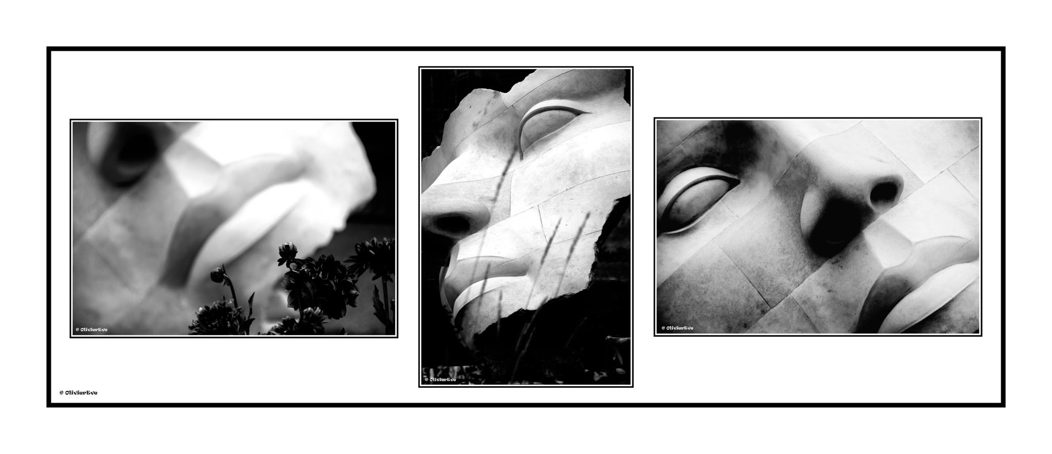 faces by olivier evenisse