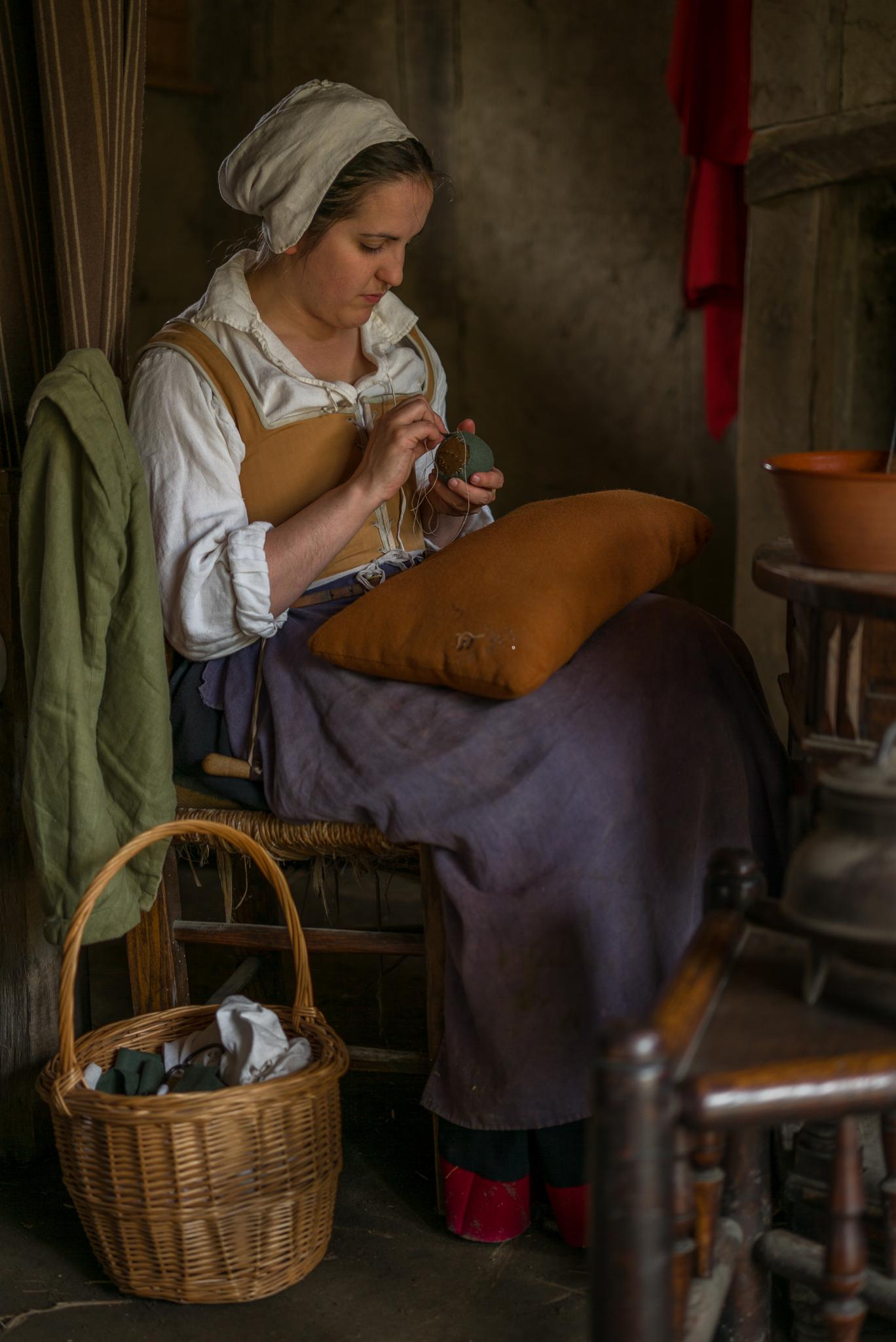 Sewing by Sean Sweeney