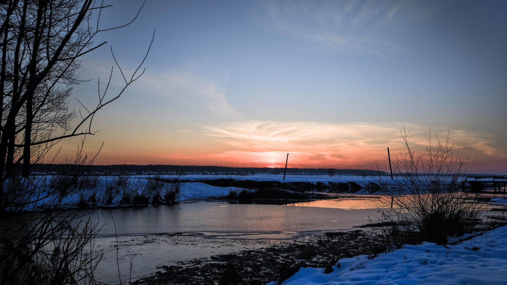 Sunset by Andriy_Kasyanchuk