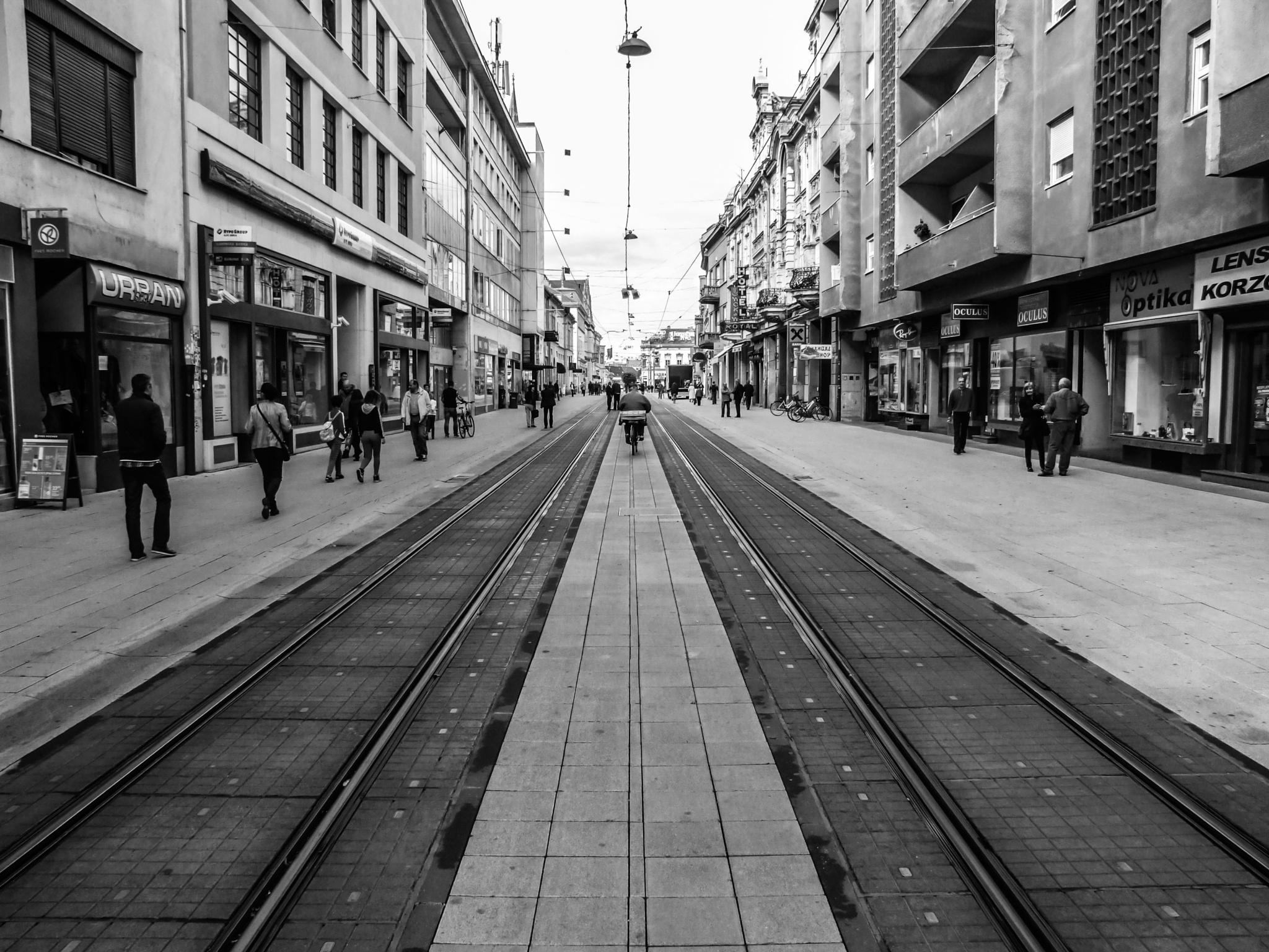 Osijek by RatimirK