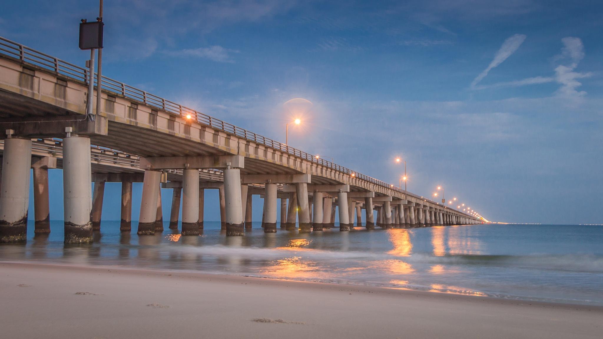 Ocean Bridge by Patrick Helms