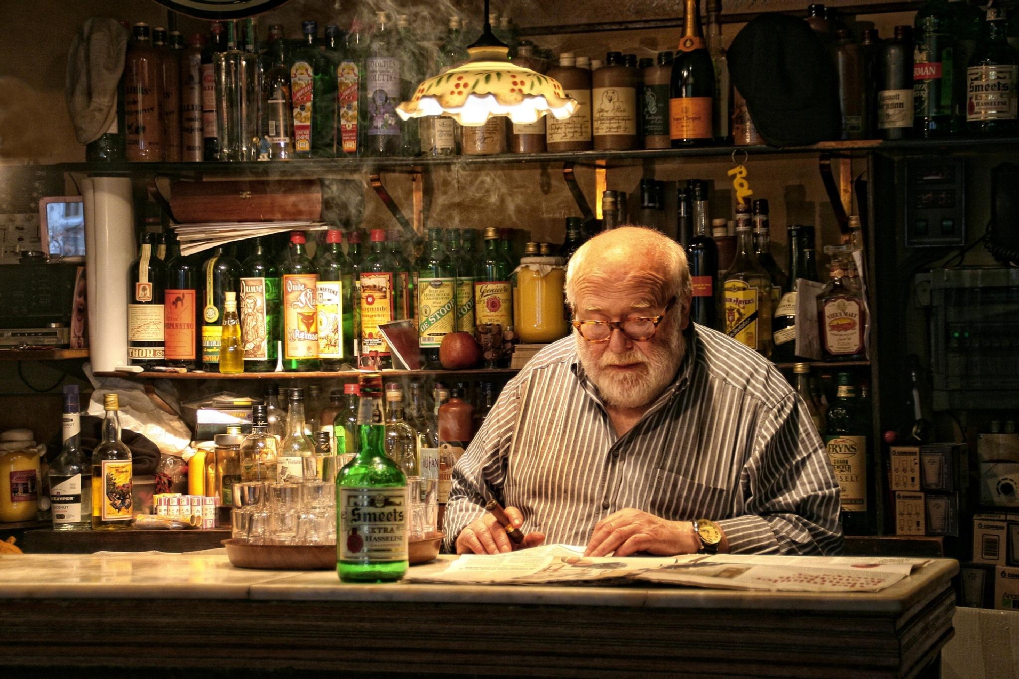 Barman Pol by JosMeubis