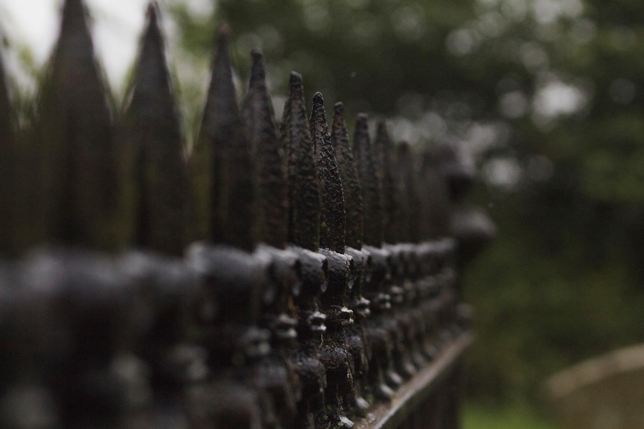 railings by johnilling1969