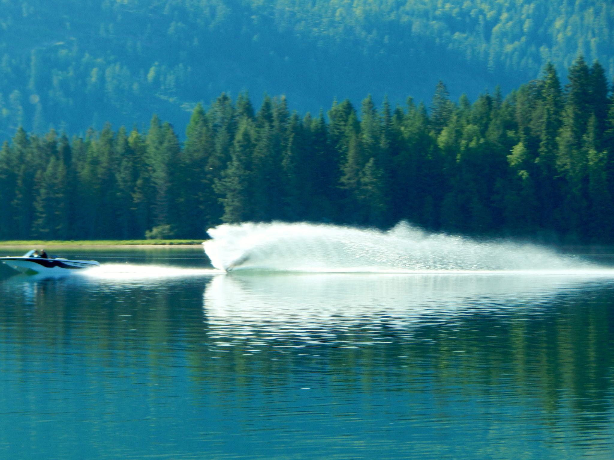 Photo in Random #nature #landscape #ski