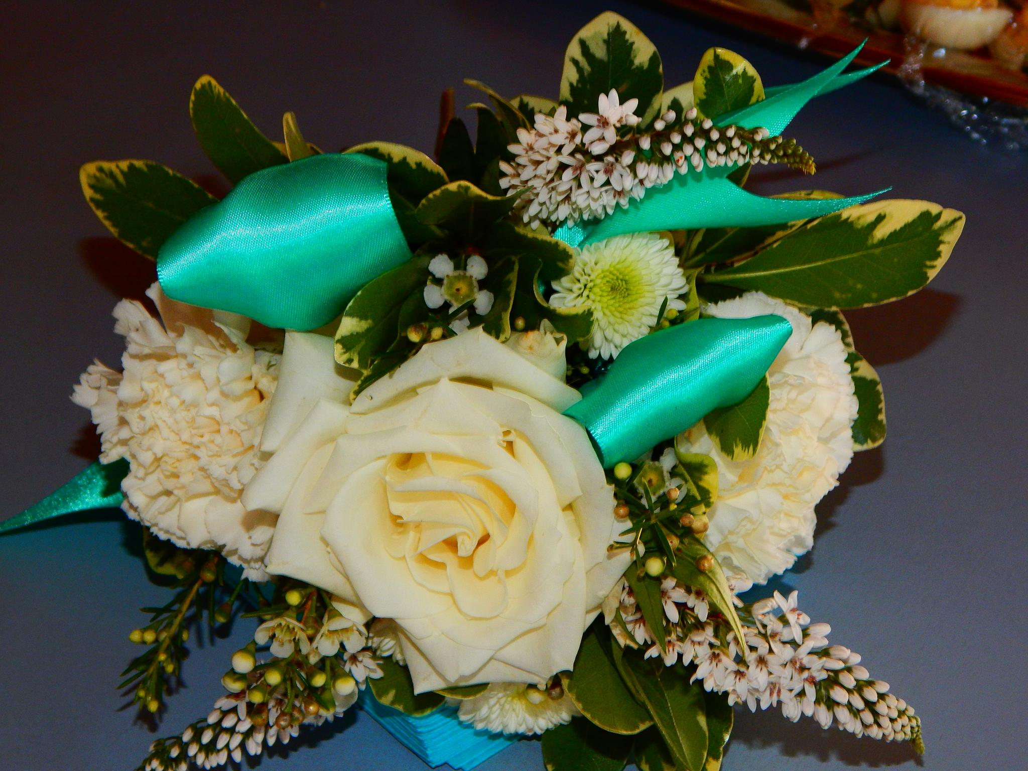 Bridal Boquet by Lorie B.