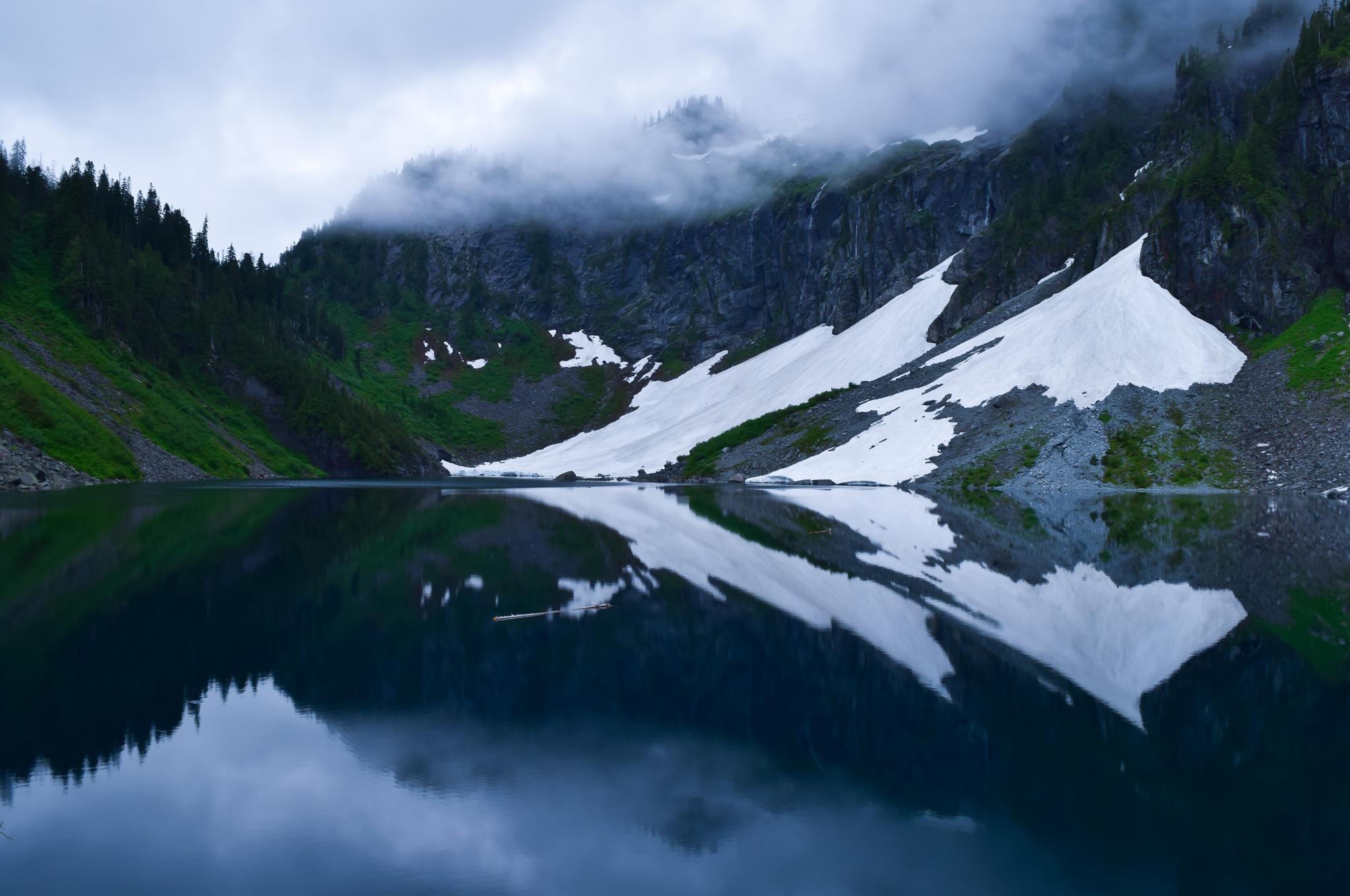 Lake Serene by Dave Cornelison