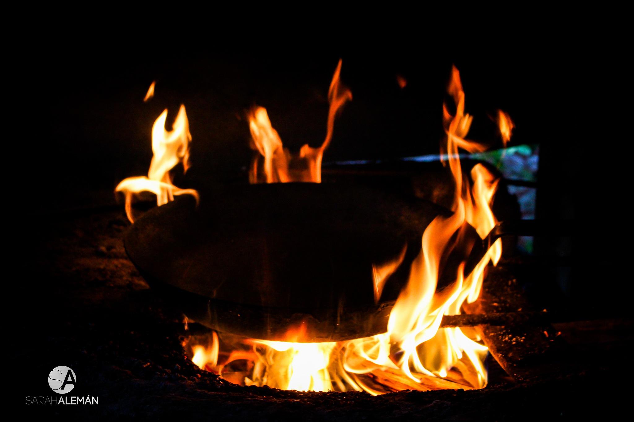 listo el fuego by SARAH ALEMAN
