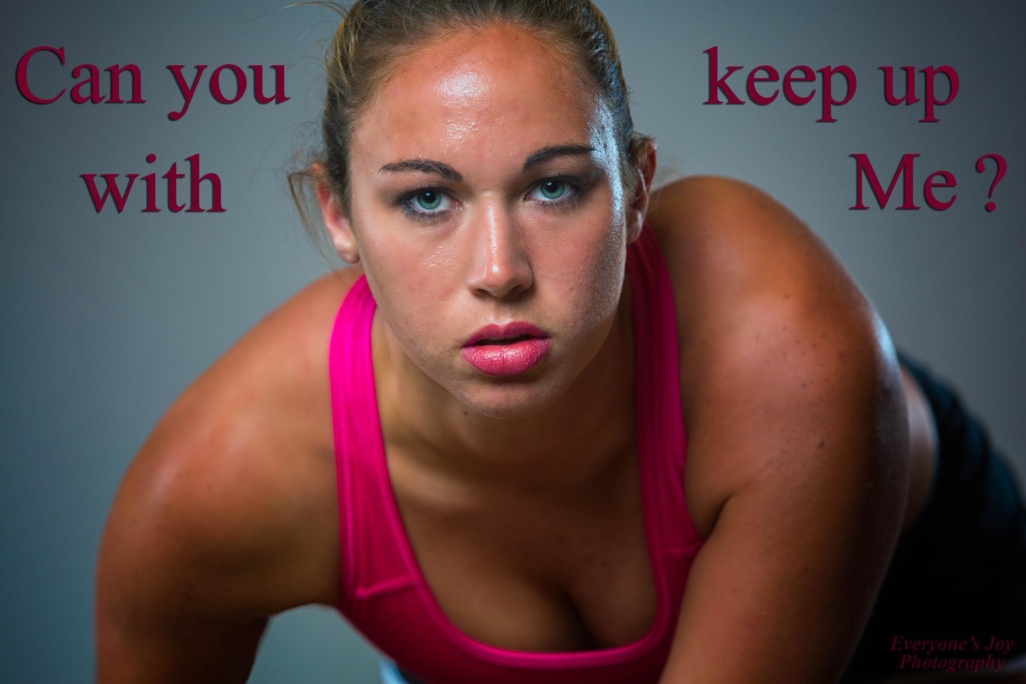 Fitness poster by Joseph Harrison