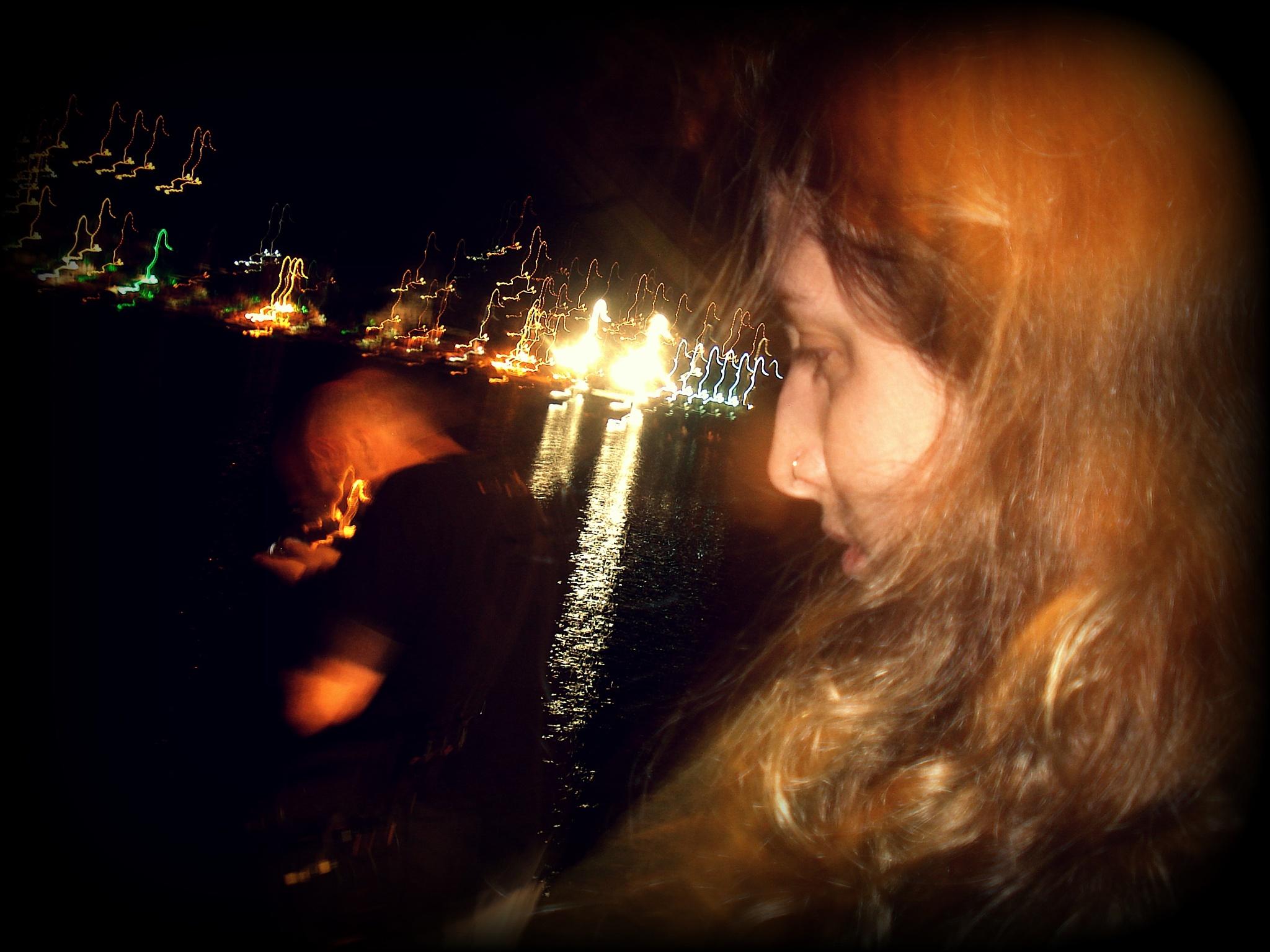 Night Lights by Fernanda Salem