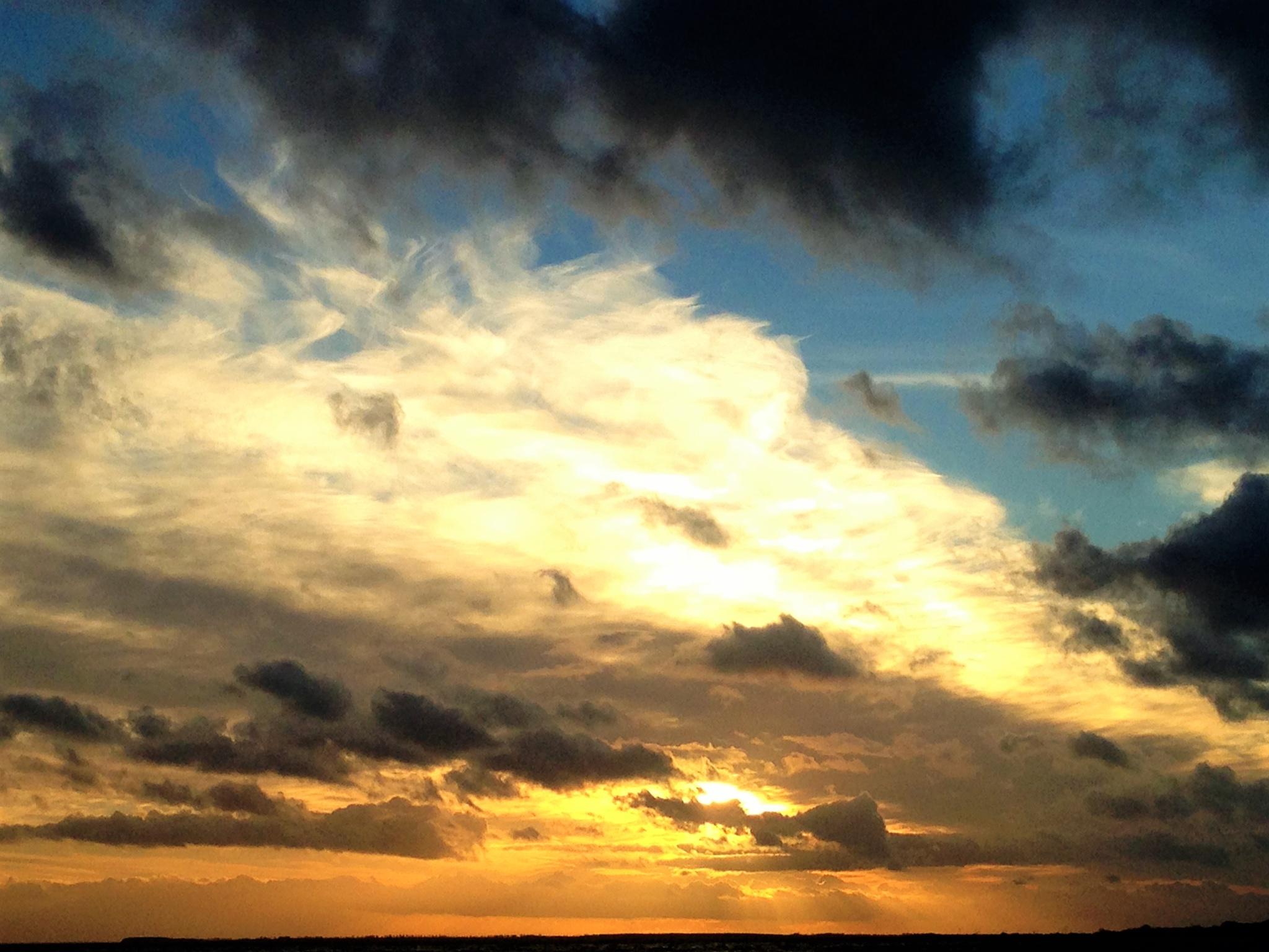 clouds 33 by thwdrehbuch