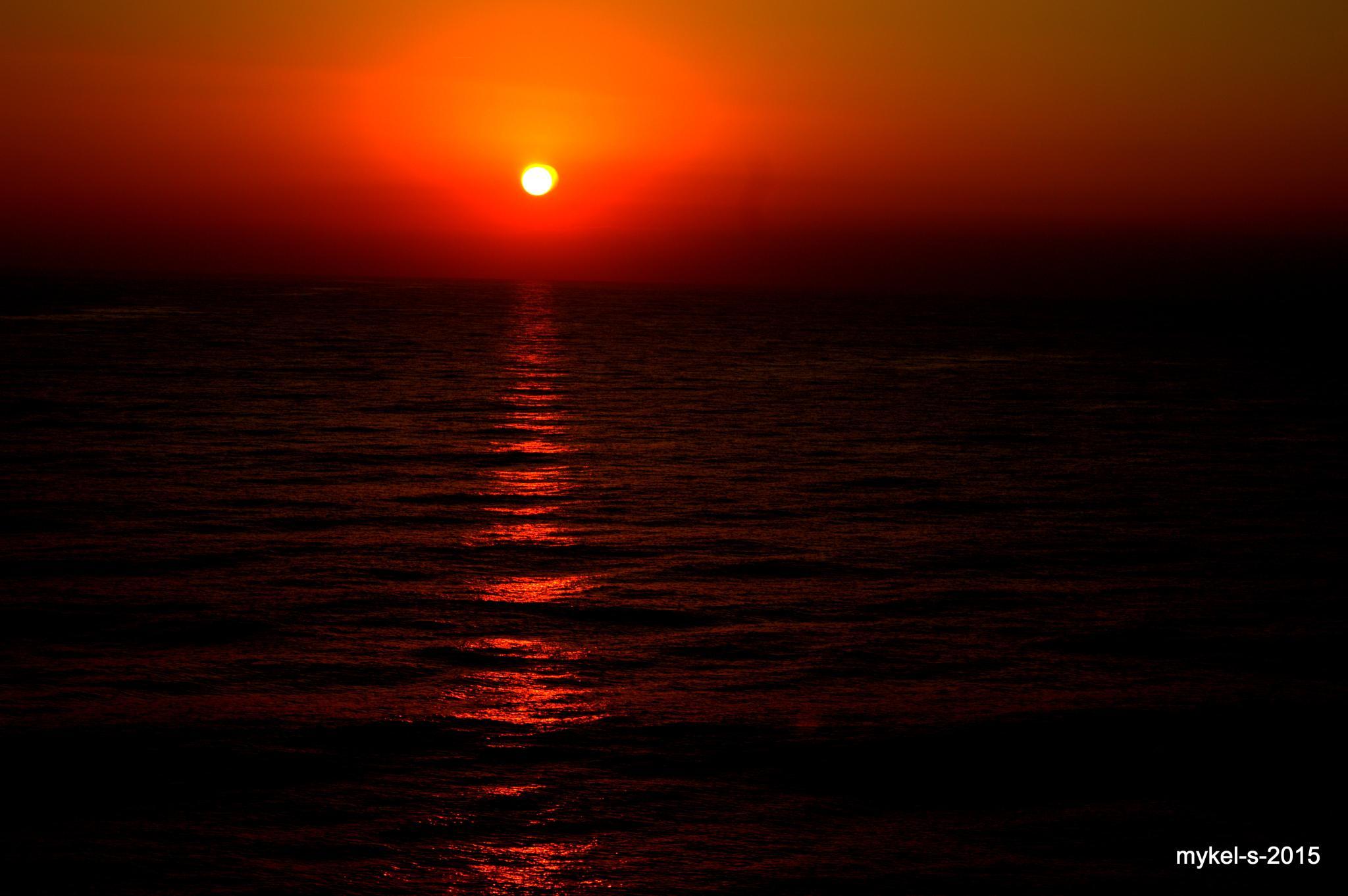 SUNSET-03 by mikju96