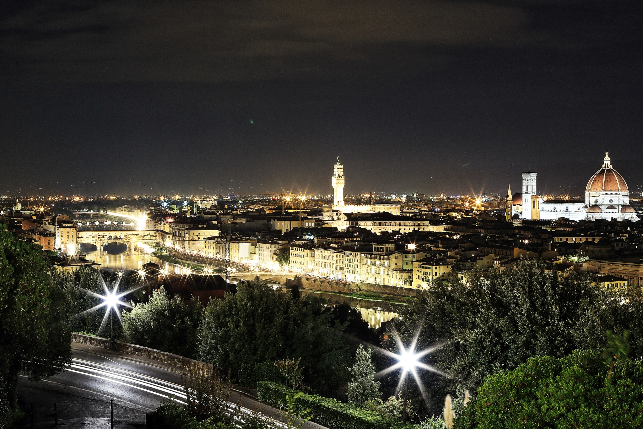 Florence by Federico Andreini