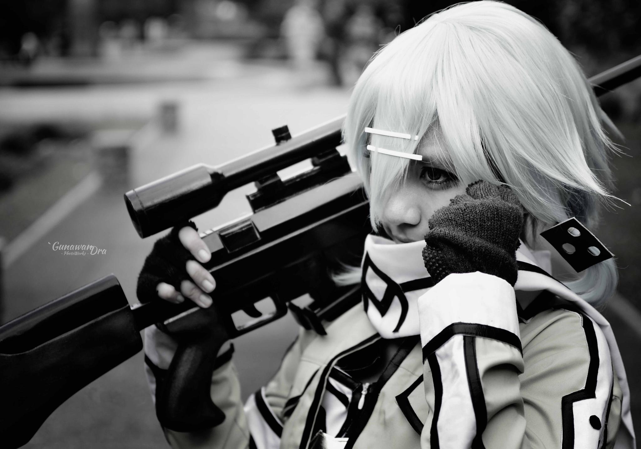 sniper by Gunawandra