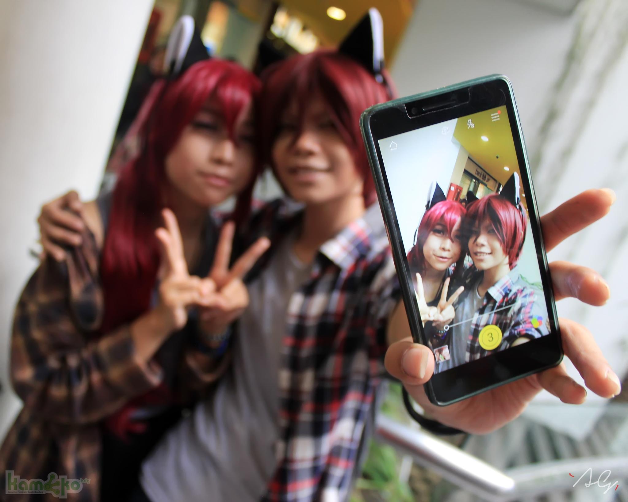 Selfie Free by Gunawandra