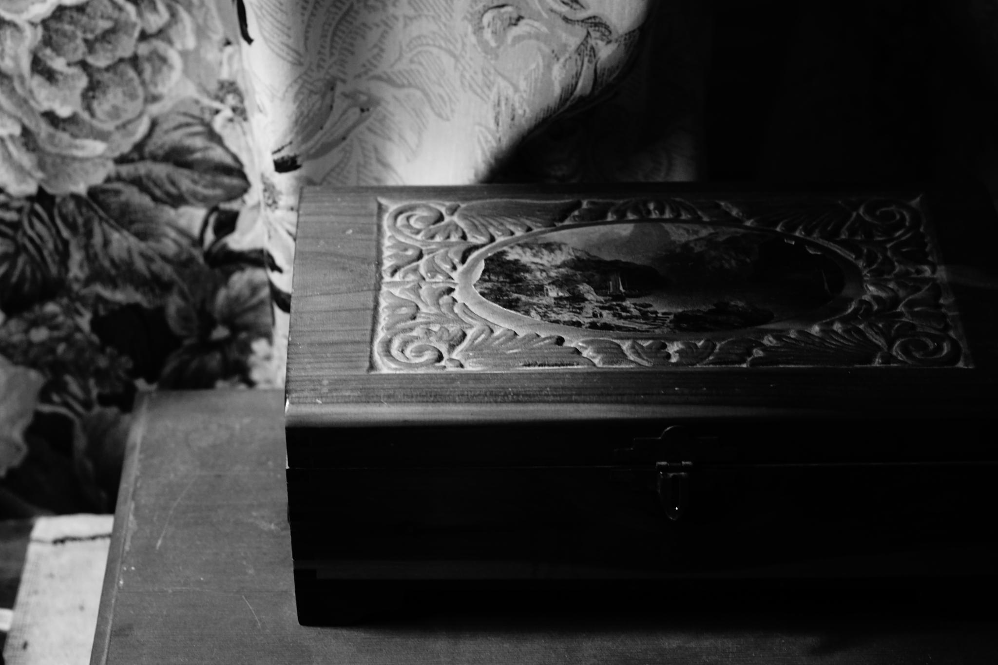 Hidden in the Corner by Ron Button