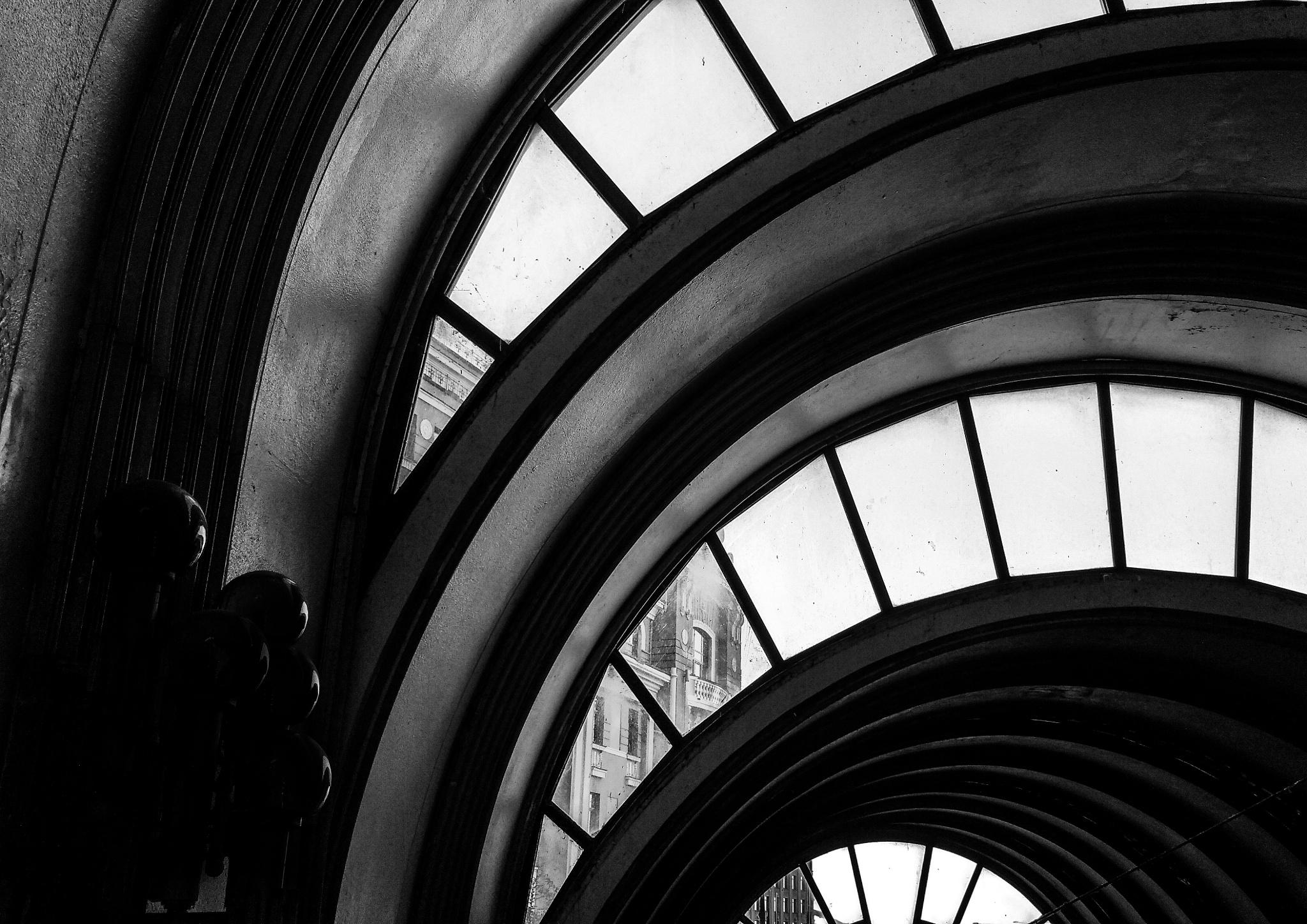 kiev Funicular by ctsit
