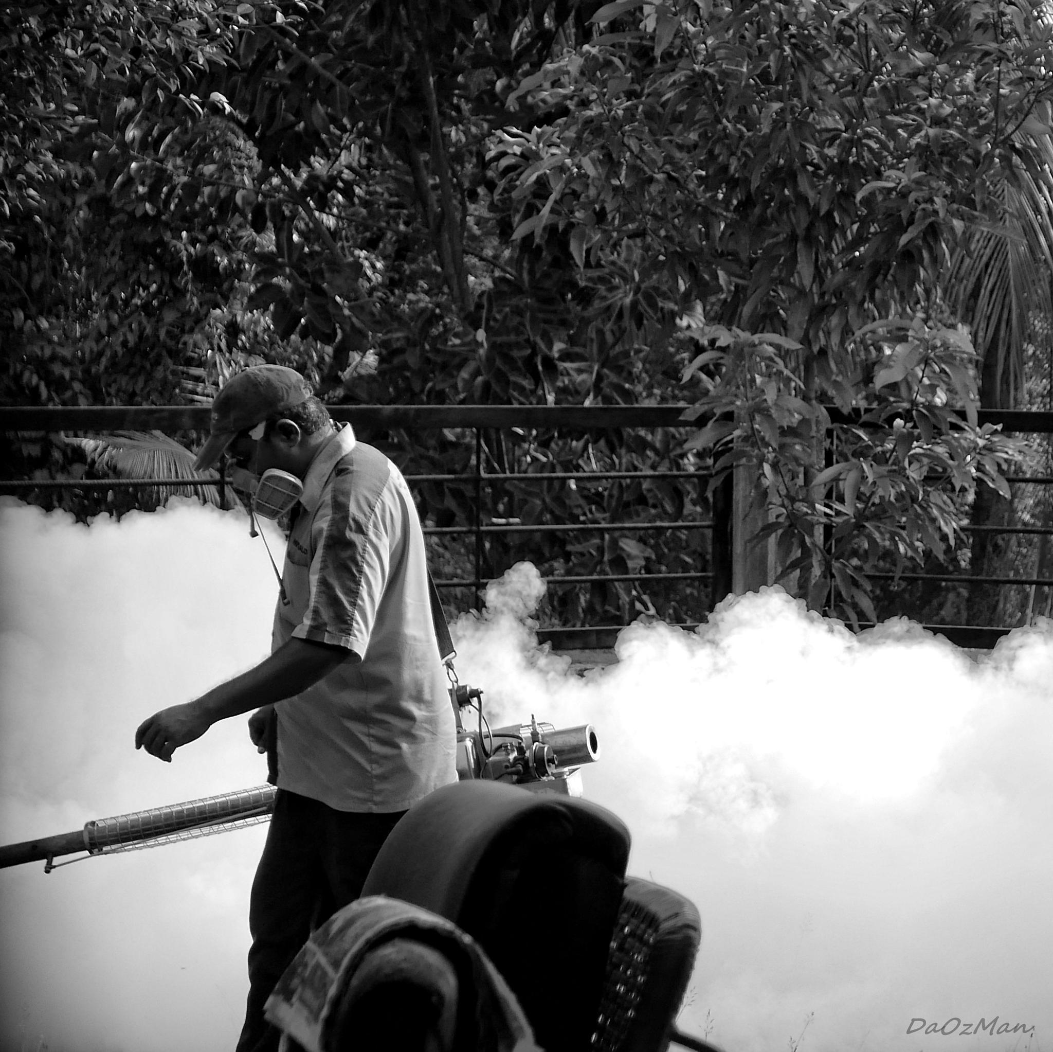 Fogging by DaOzMan