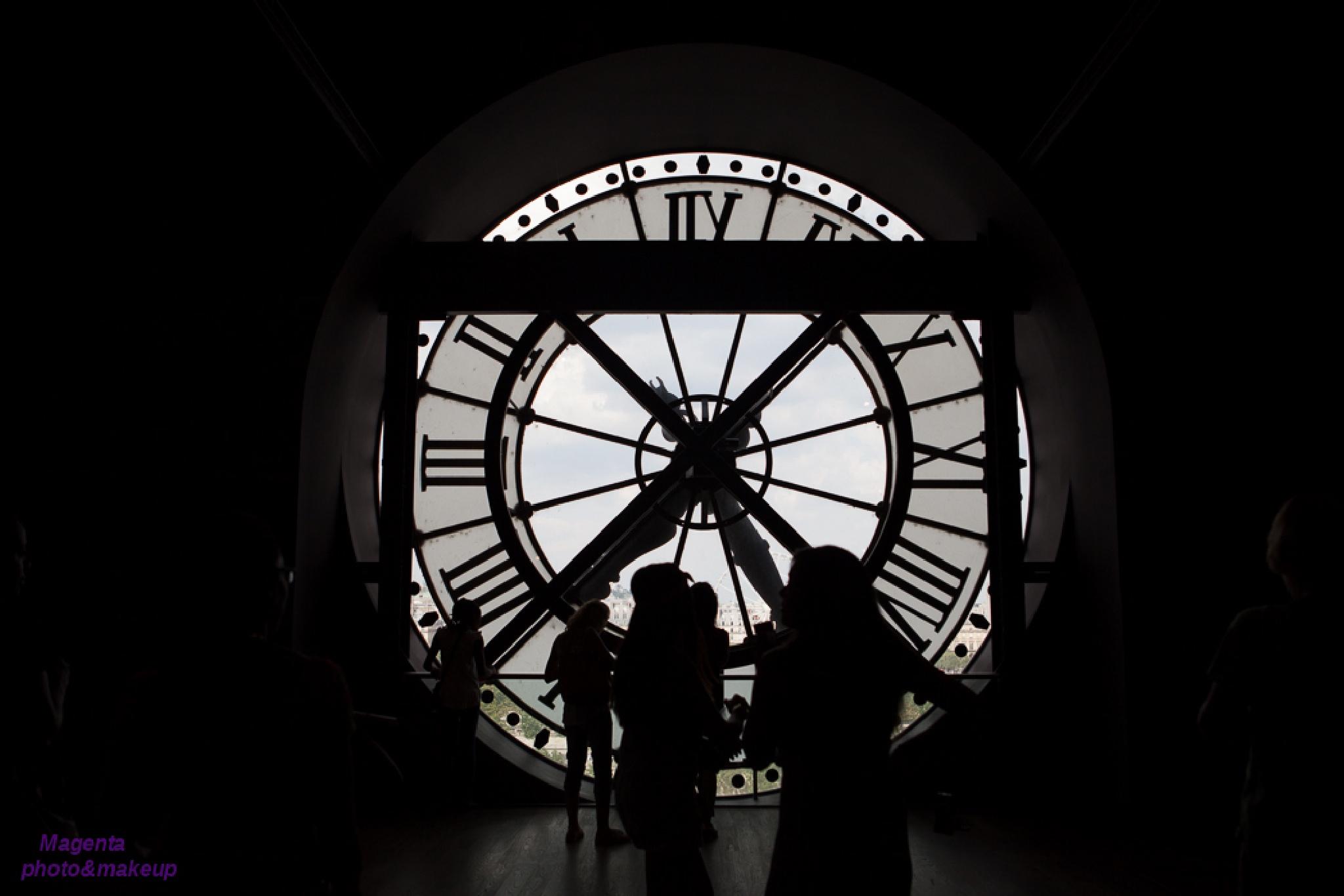 I love Paris by Kata Bartha
