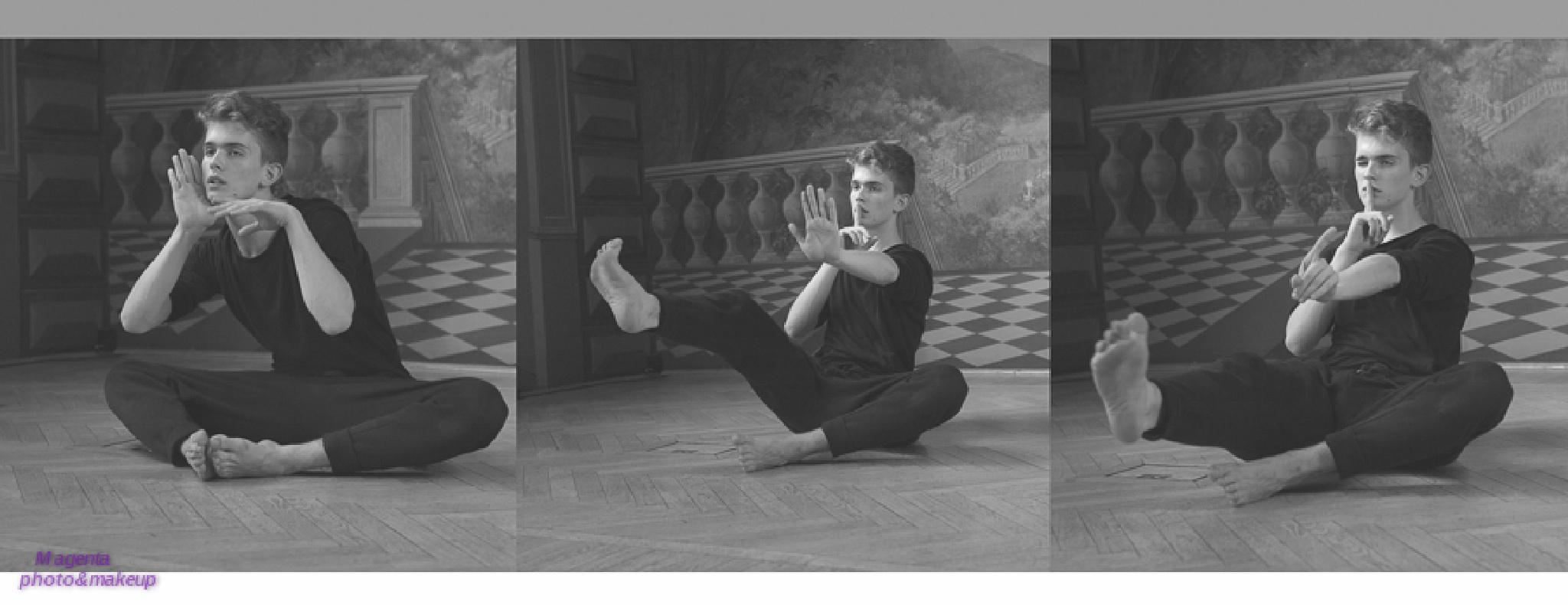Dance#9 by Kata Bartha