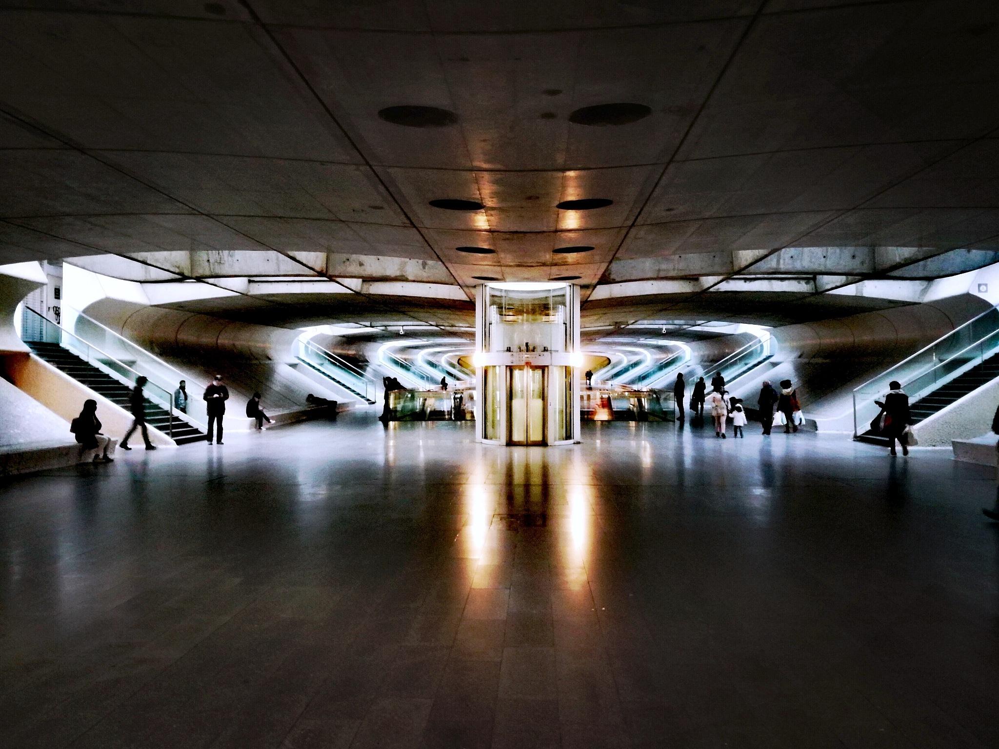 Smartografando pela cidade by Viking Tuga