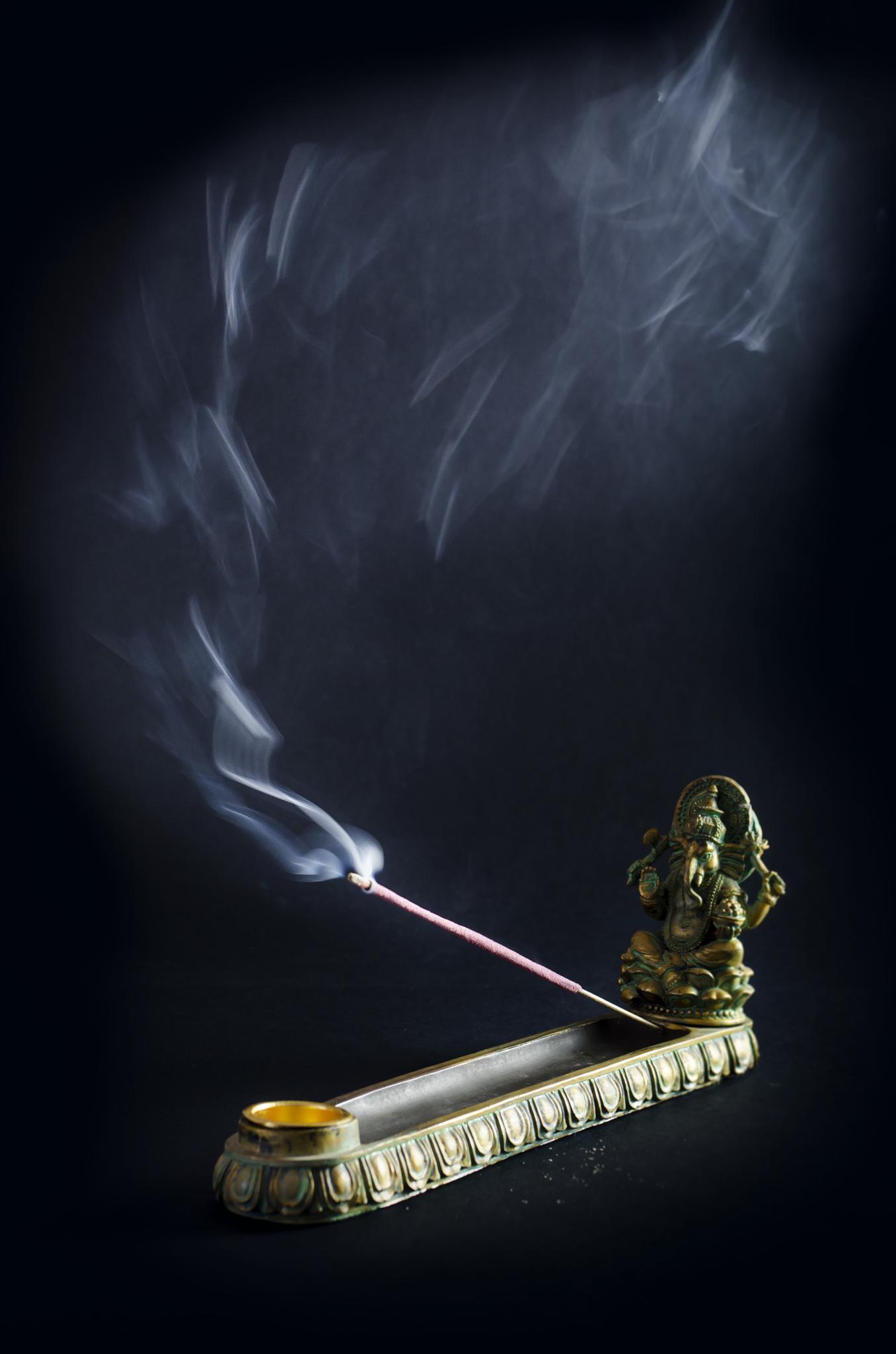 Incense & Light by Remo Fiore