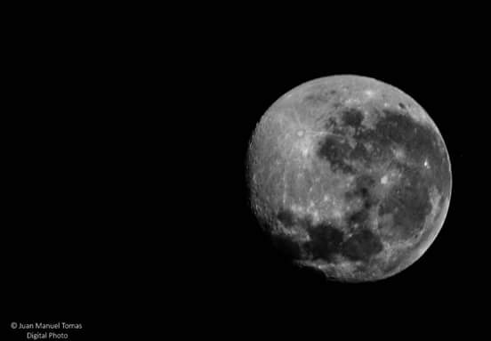 only  moon by Juan Manuel