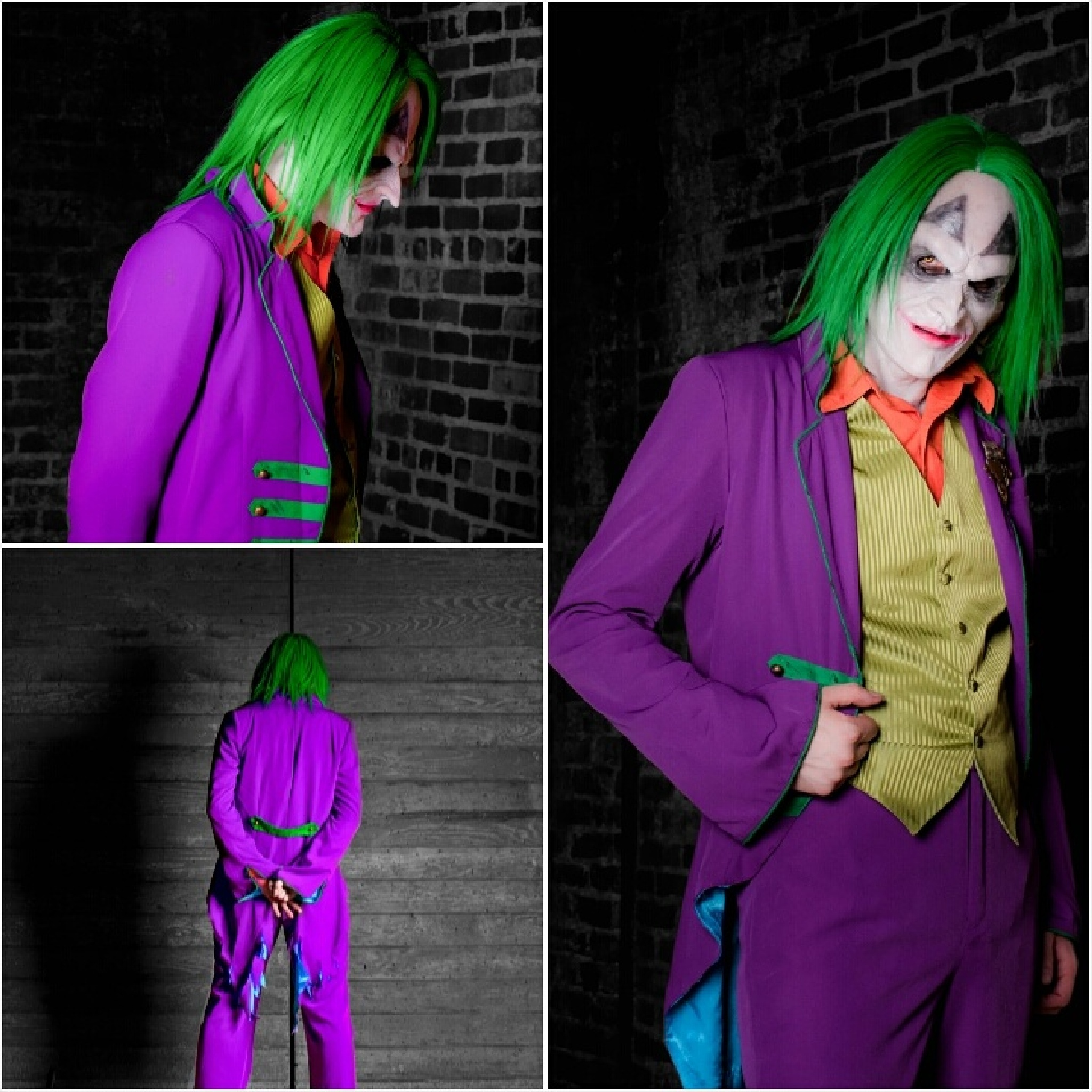 The joker by ted.dbahsee