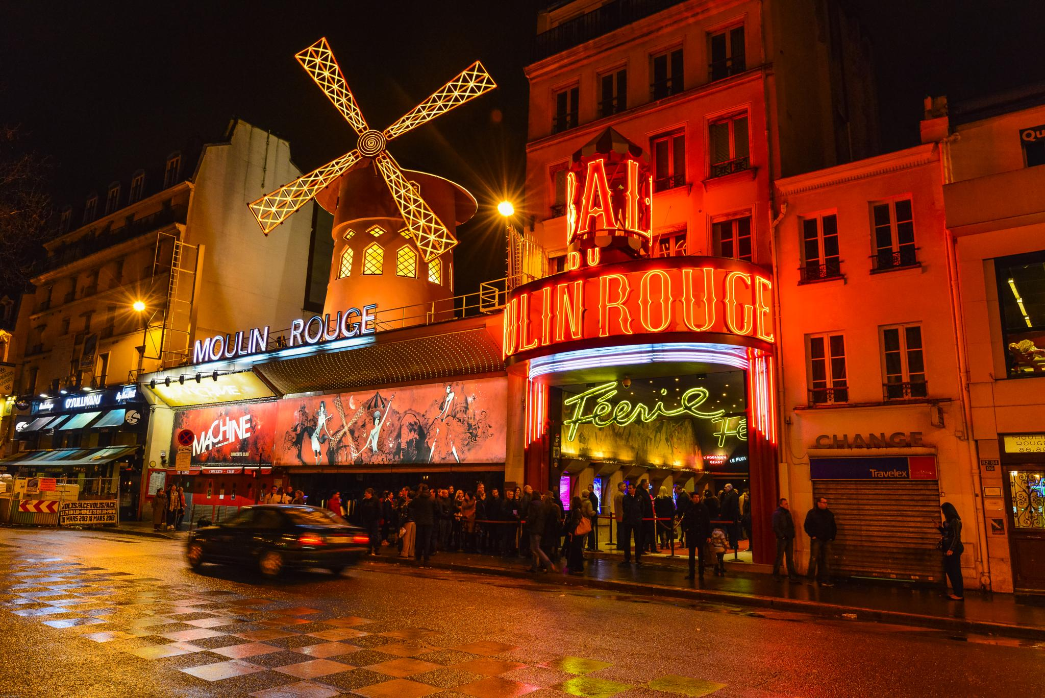 Moulin Rouge by hasse.evaldsson
