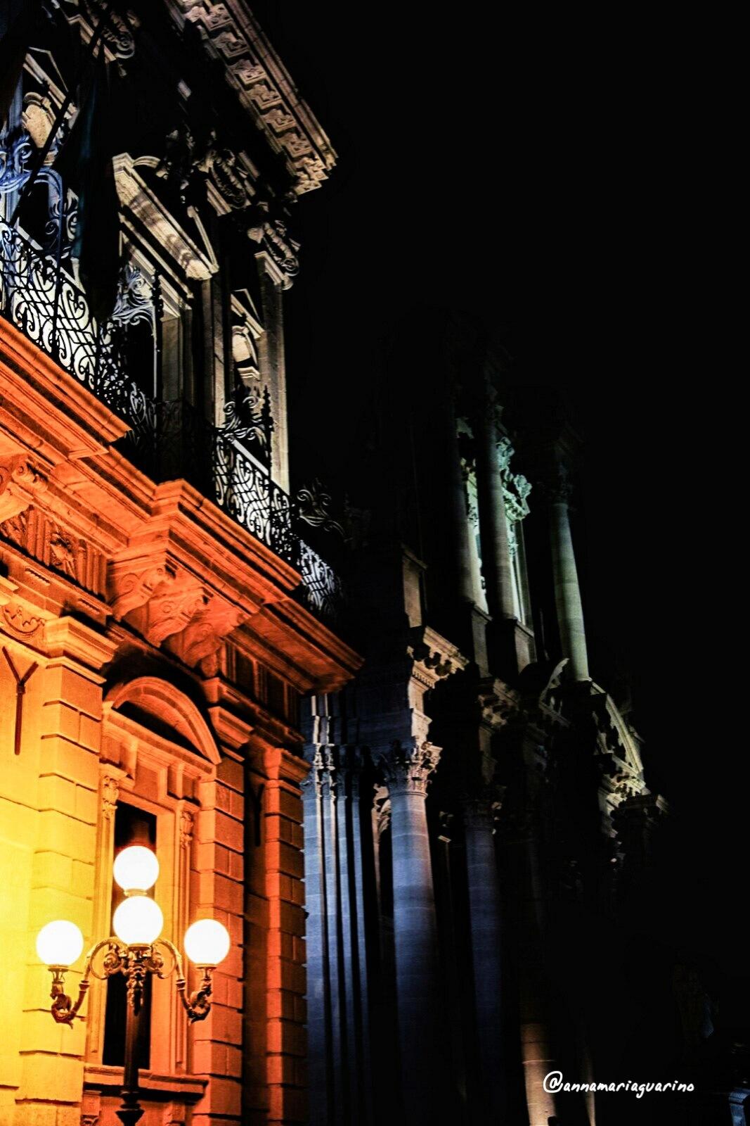 Un gioco di luci e di colore. by annamariaguari