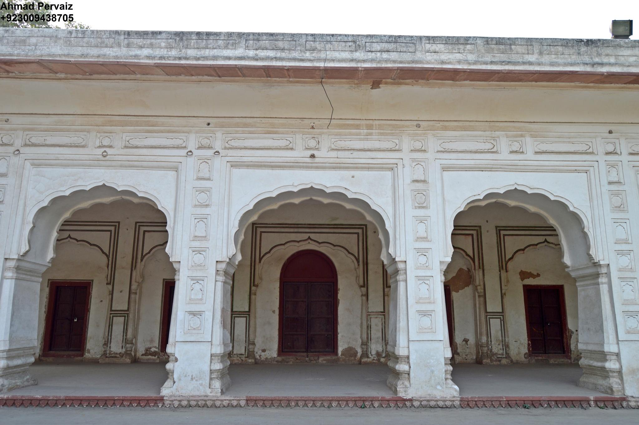 THREE -The Shalimar Gardens, Lahore, Pakistan. by pervaiz_jiu-jitsu