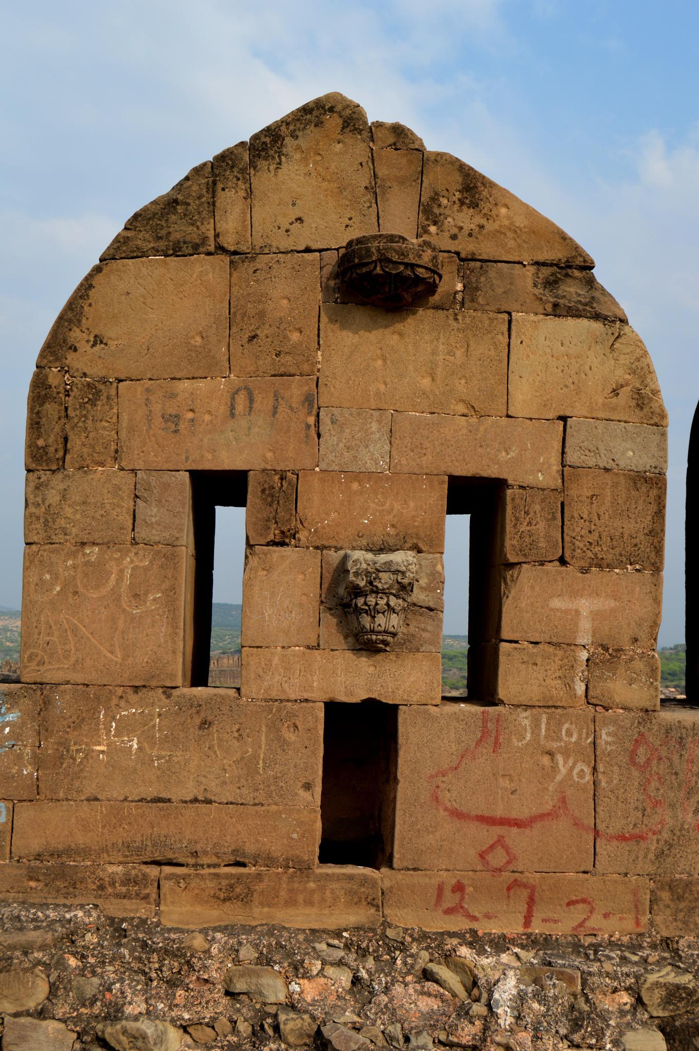 Rontas Fort, Jhelum, Pakistan by pervaiz_jiu-jitsu