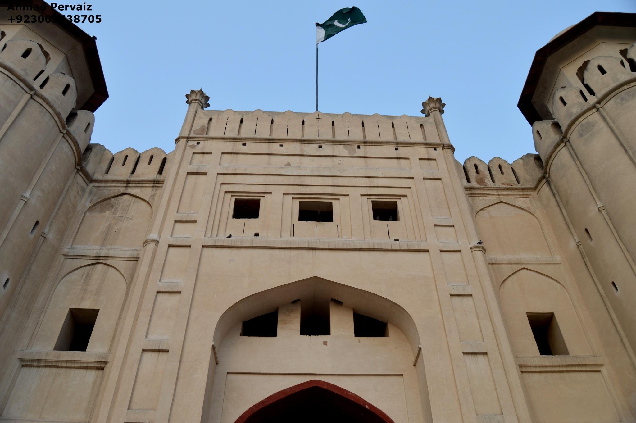 Lahore Fort Series by pervaiz_jiu-jitsu