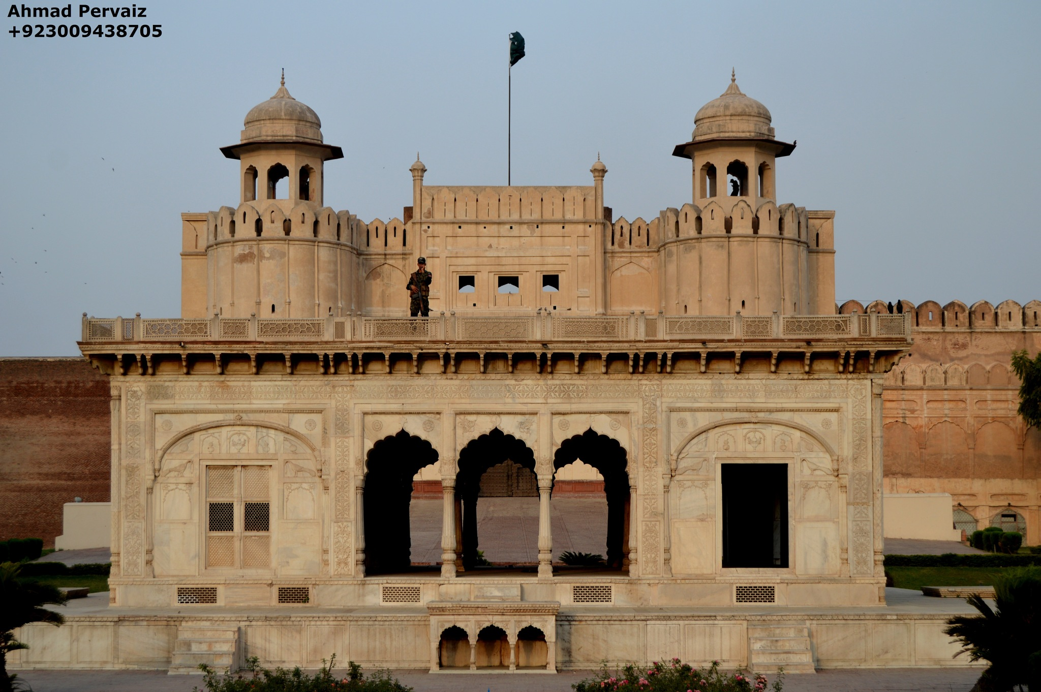 Alamgiri Gate - Lahore Fort Series  by pervaiz_jiu-jitsu