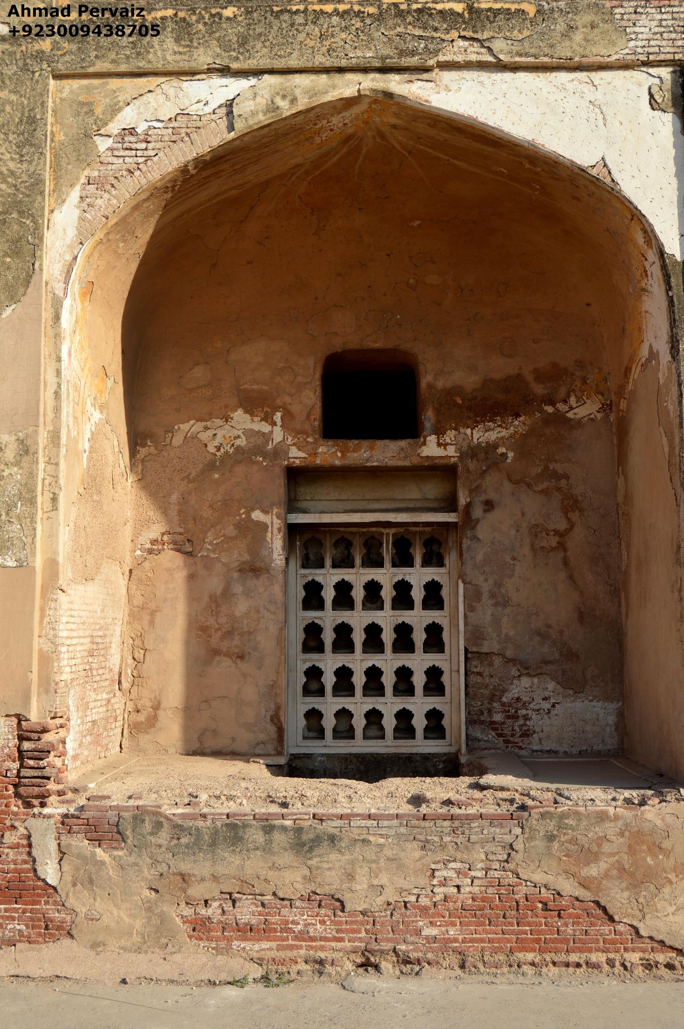 Lahore Fort - Two  by pervaiz_jiu-jitsu